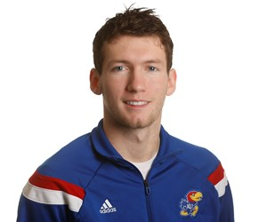 "<p><strong>Nick Meyer - Coach</strong>a two-time All-American Outdoors - University of Kansas<a href=""/about-the-gym"">More →</a></p>"