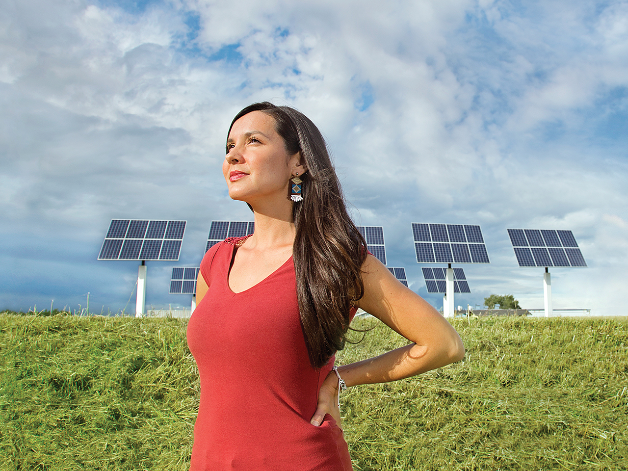10 Inspiring Women who are Saving the Environment - In April 2019, Chatelaine Magazine included Melina in its list of 10 women protecting the environment.Read the article >>