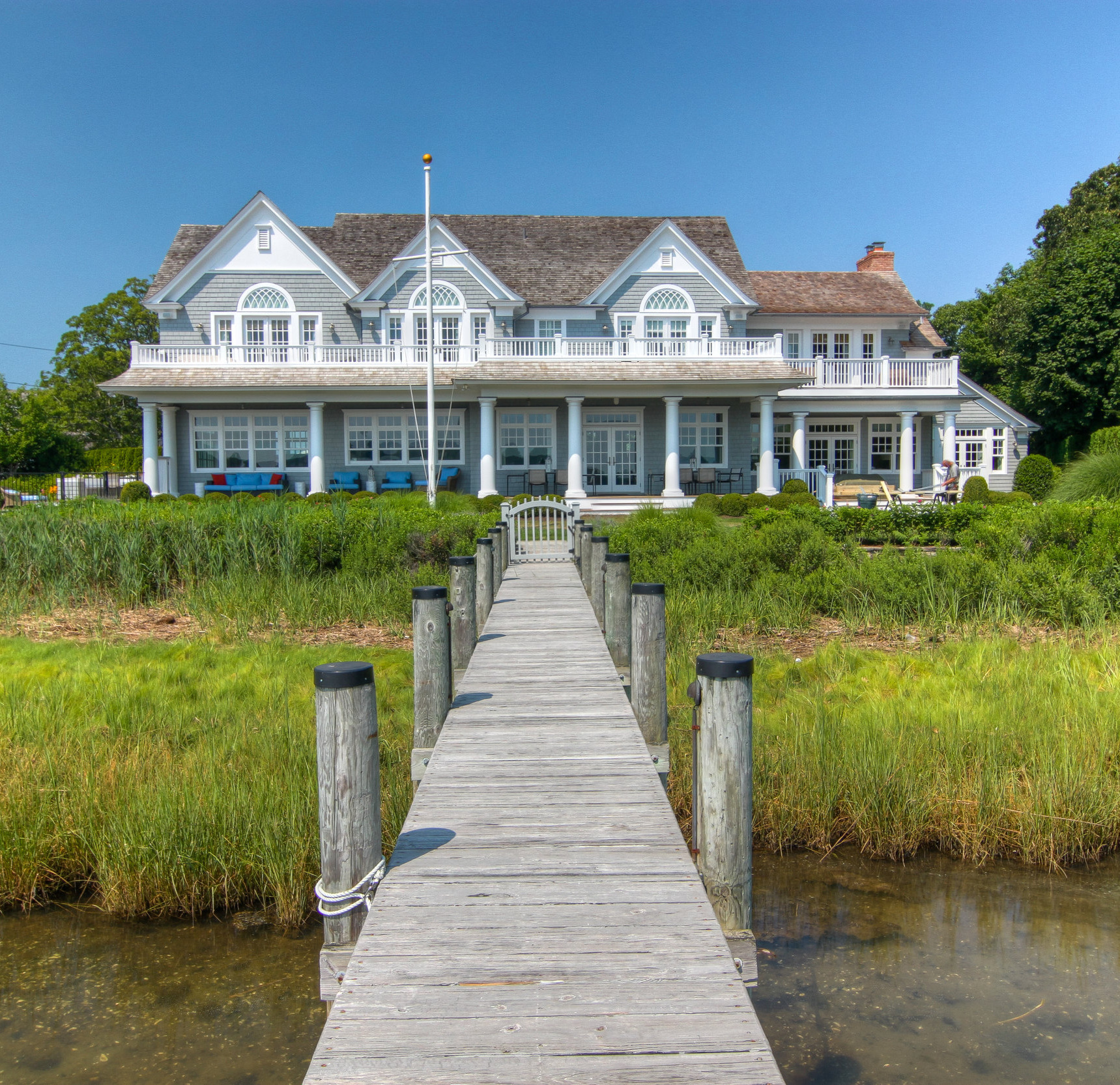 sag harbor waterfront -