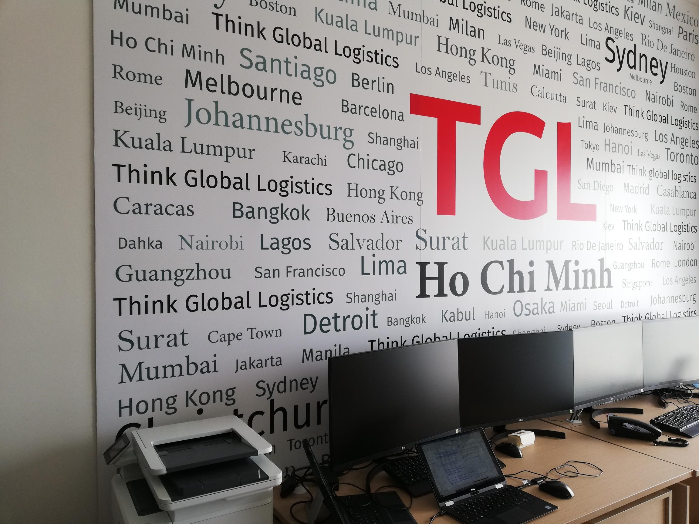 Our TGL Office in Vietnam is Opened! - Our New Office is Now Operational