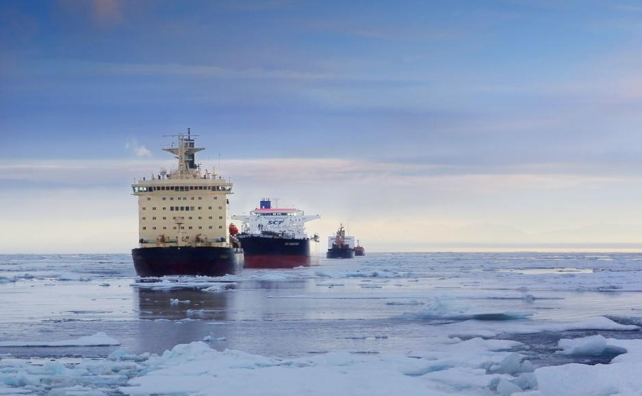 New Joint Venture between Cosco Shipping Holdings Co., and PAO Sovcomflot -