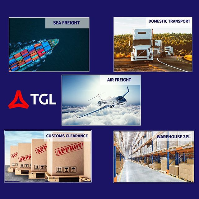 At TGL, we provide full service logistics #services #logistics #air #ocean #domestic #international #freight #forwarder
