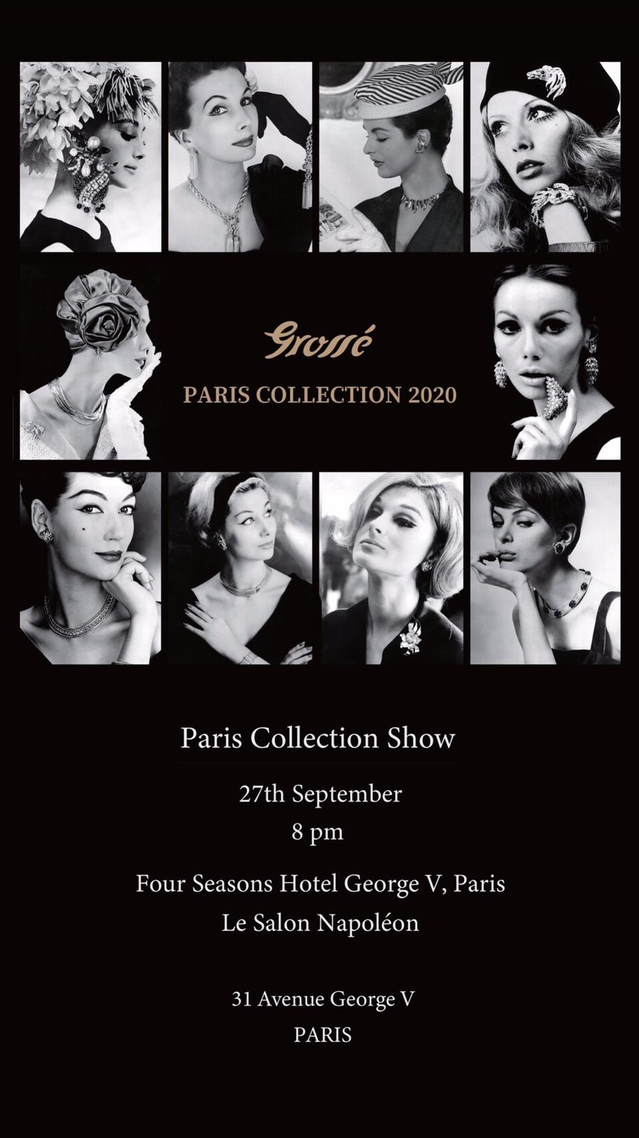 Grossé Paris Collection