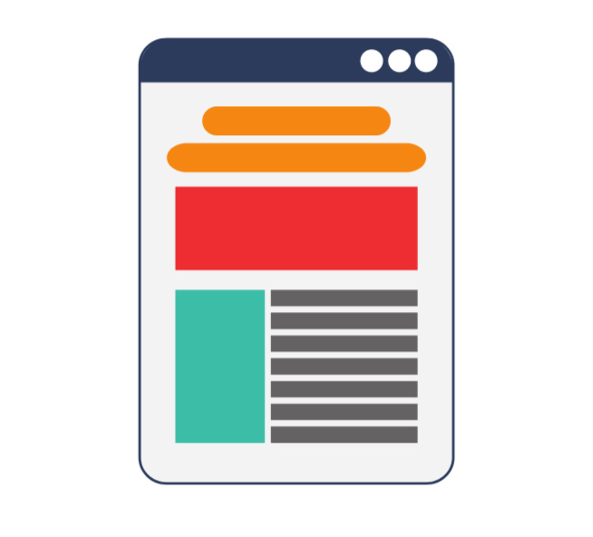 landing pages for online marketing and seo