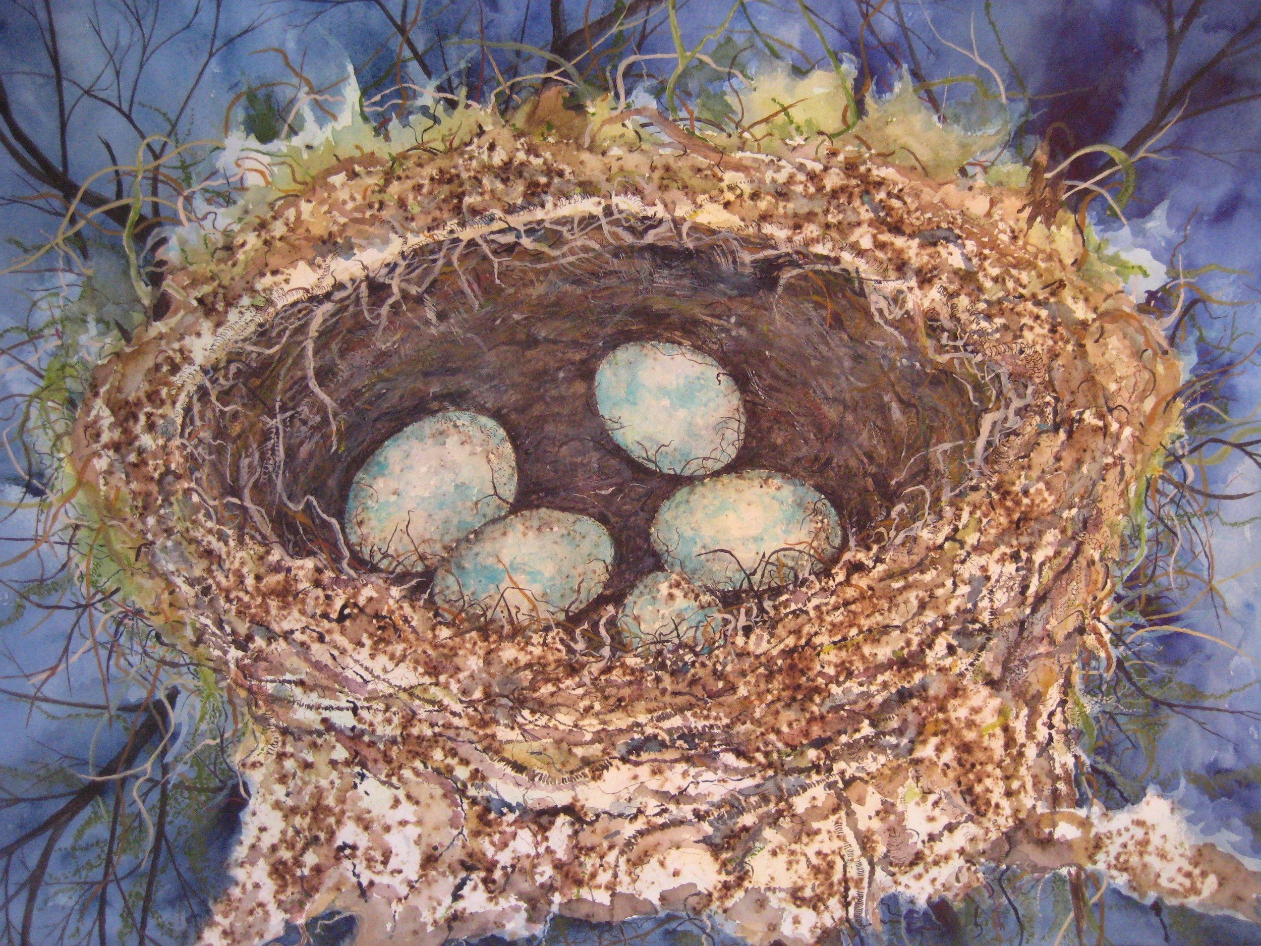 """Nest Affair"" -"