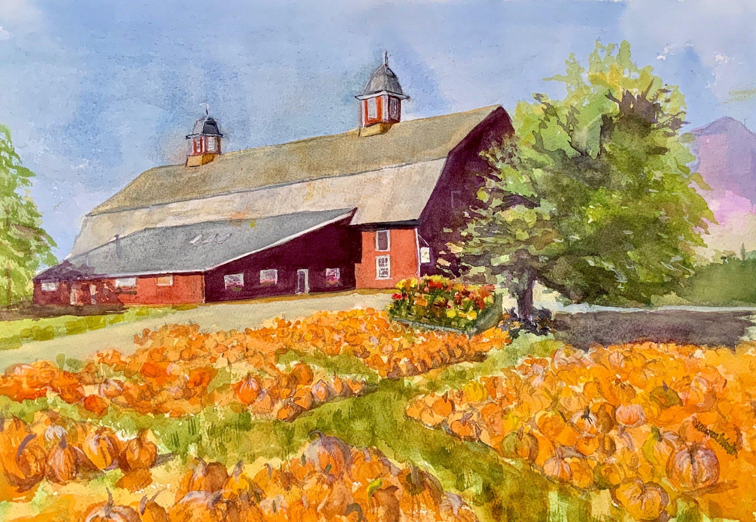 """Vermont Pumpkin Farm"" - 2019"