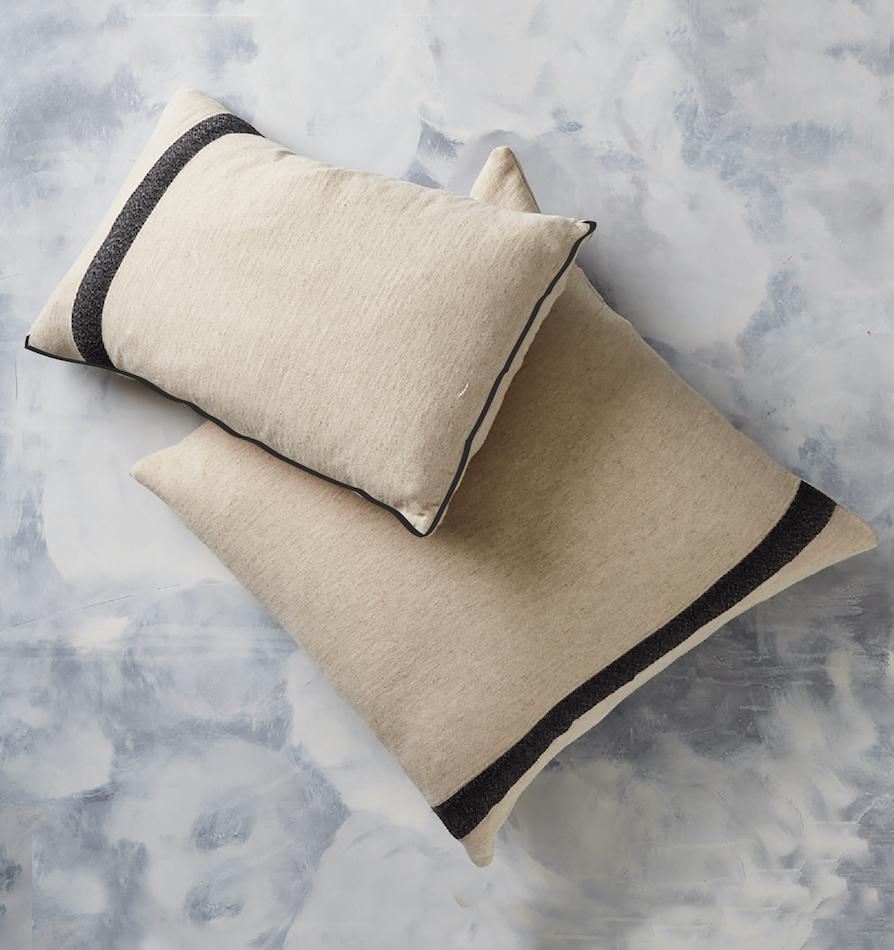 Kadir Linen Cushions