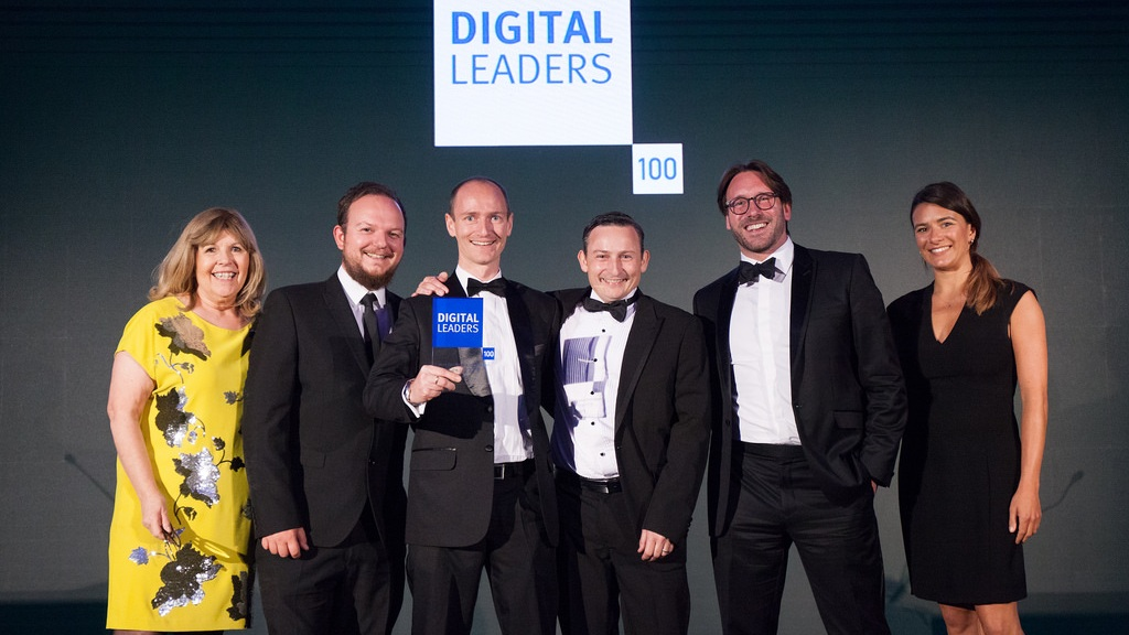 HMRC RECEIVING THE CYBER RESILIENCE INNOVATION OF THE YEAR AWARD, 2018
