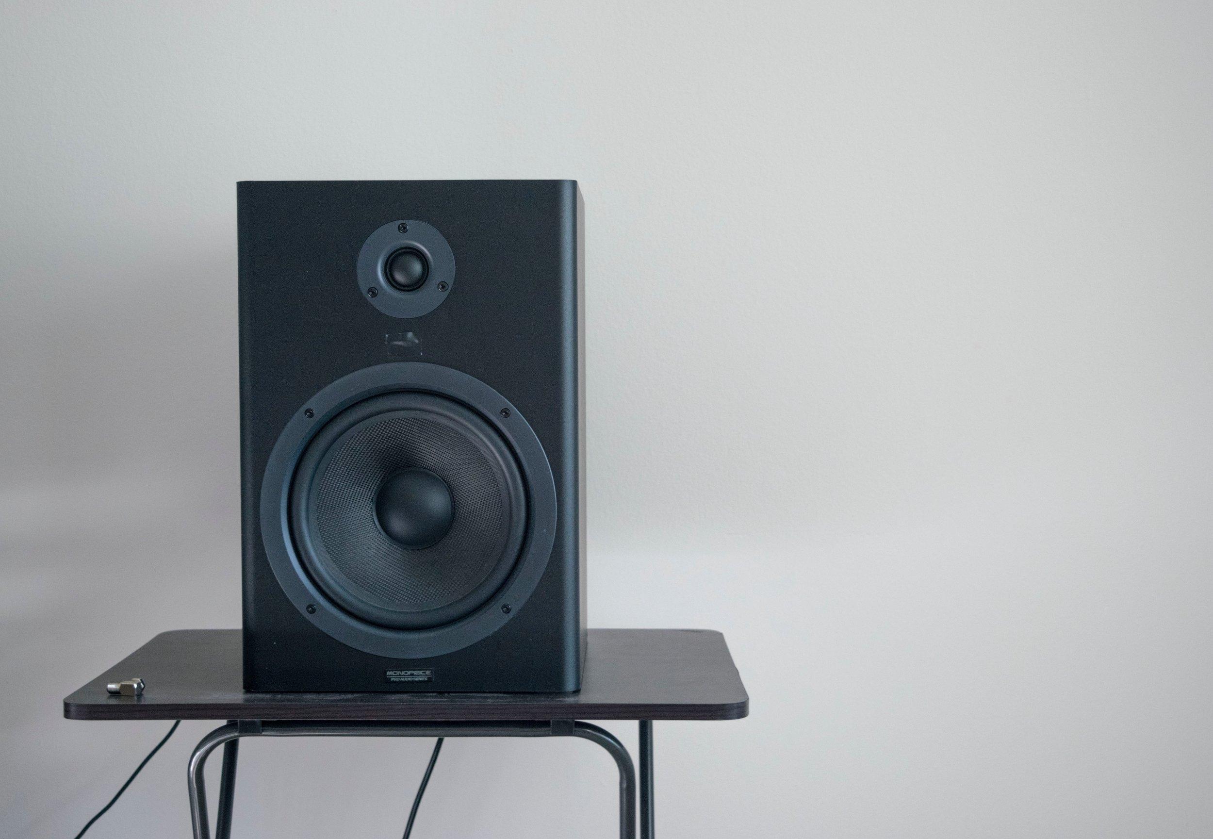Audio Equipment - Coming Soon