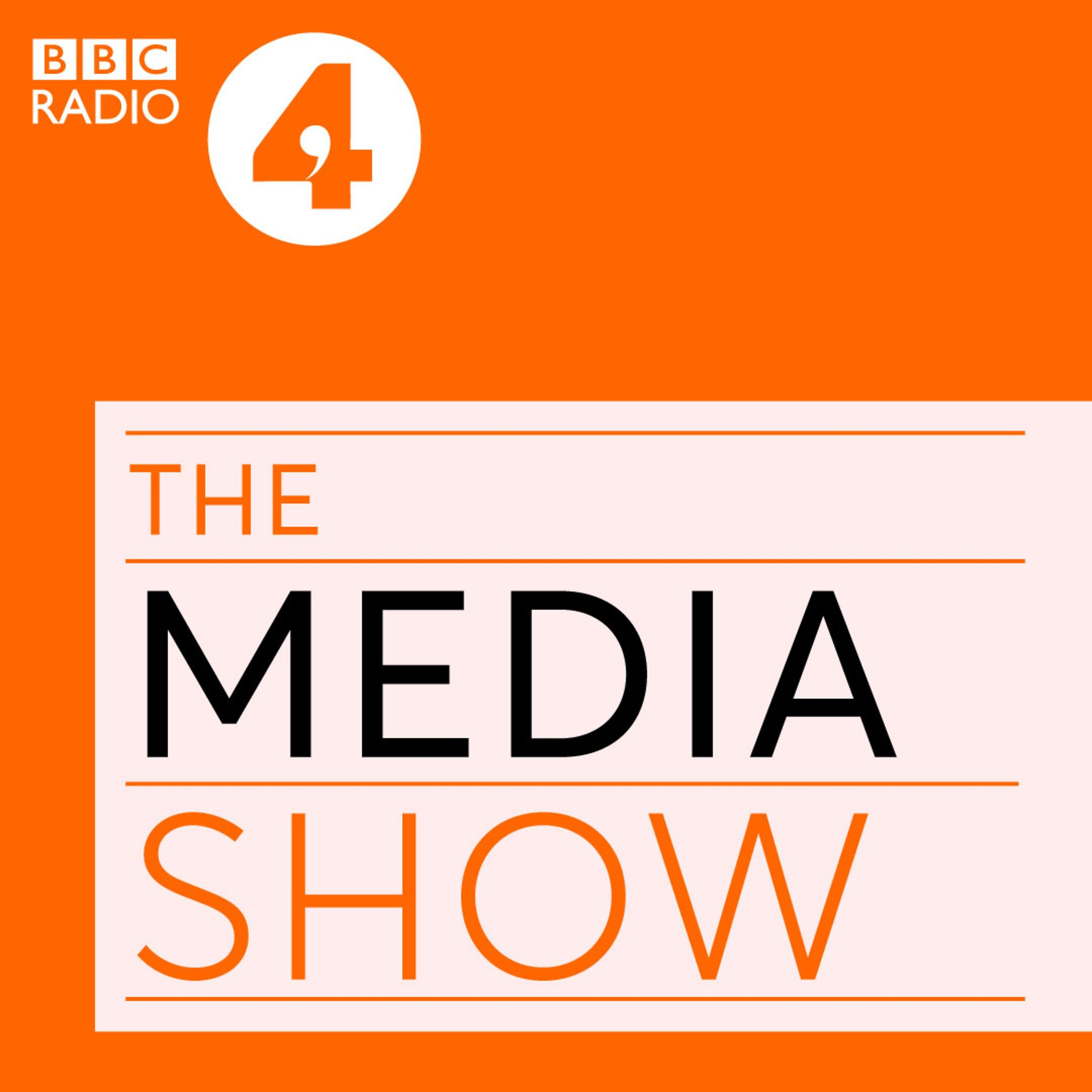 The Media Show - I talk about The Pool with host Amol Rajan, and guests Jo Elvin and Olivia Crellin.
