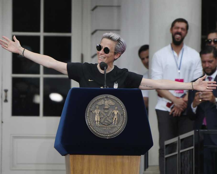 Megan Rapinoe and the Positive Politisation of Football - We must pay attention to the intersection between sports and politics, especially in women's football.