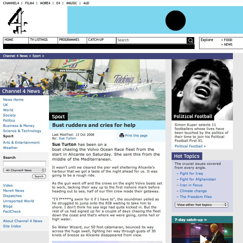 Channel 4 - News - Bust rudders and cries for help (20090327).jpg