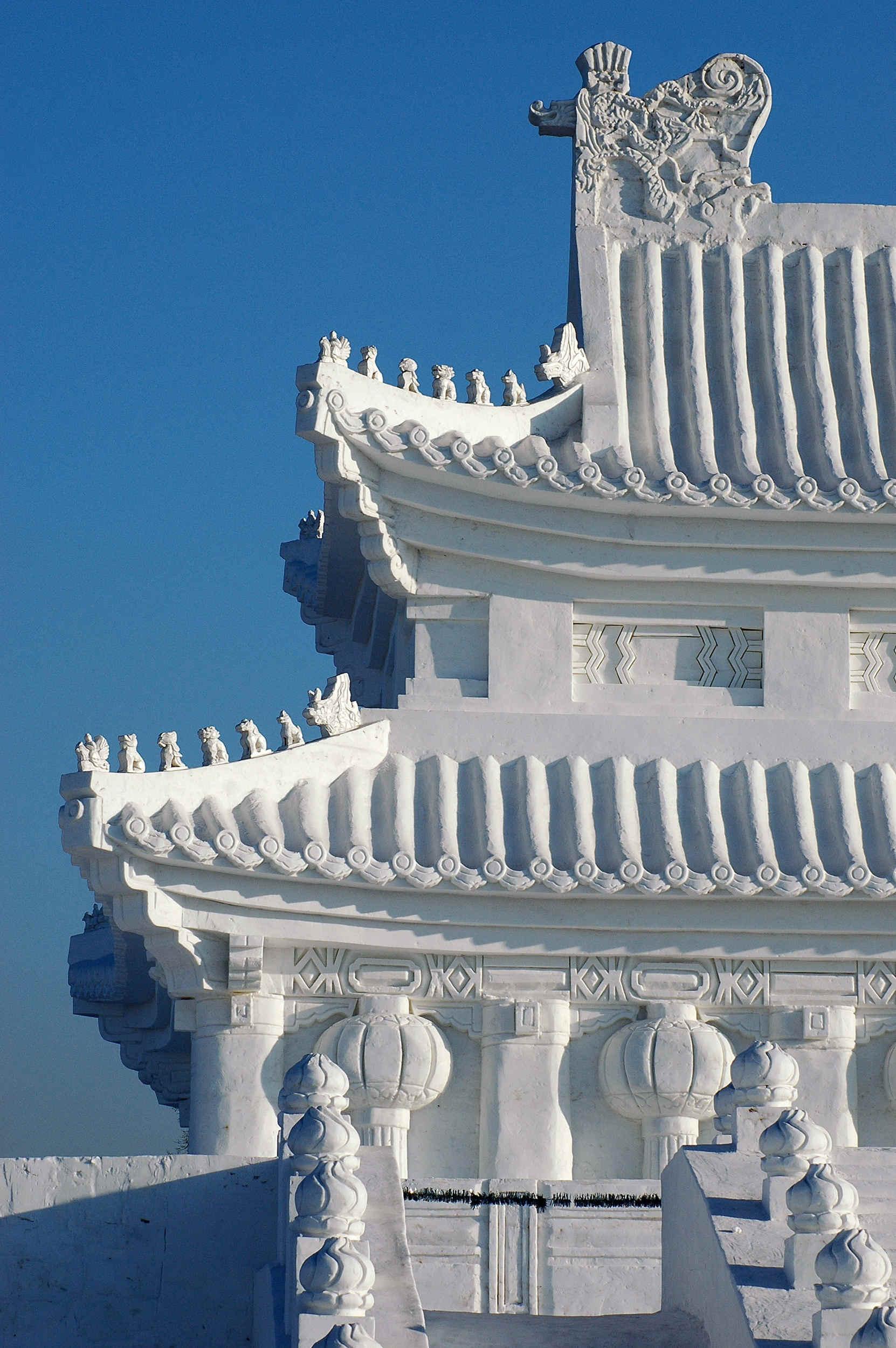 Harbin Snow and Ice Festival, China