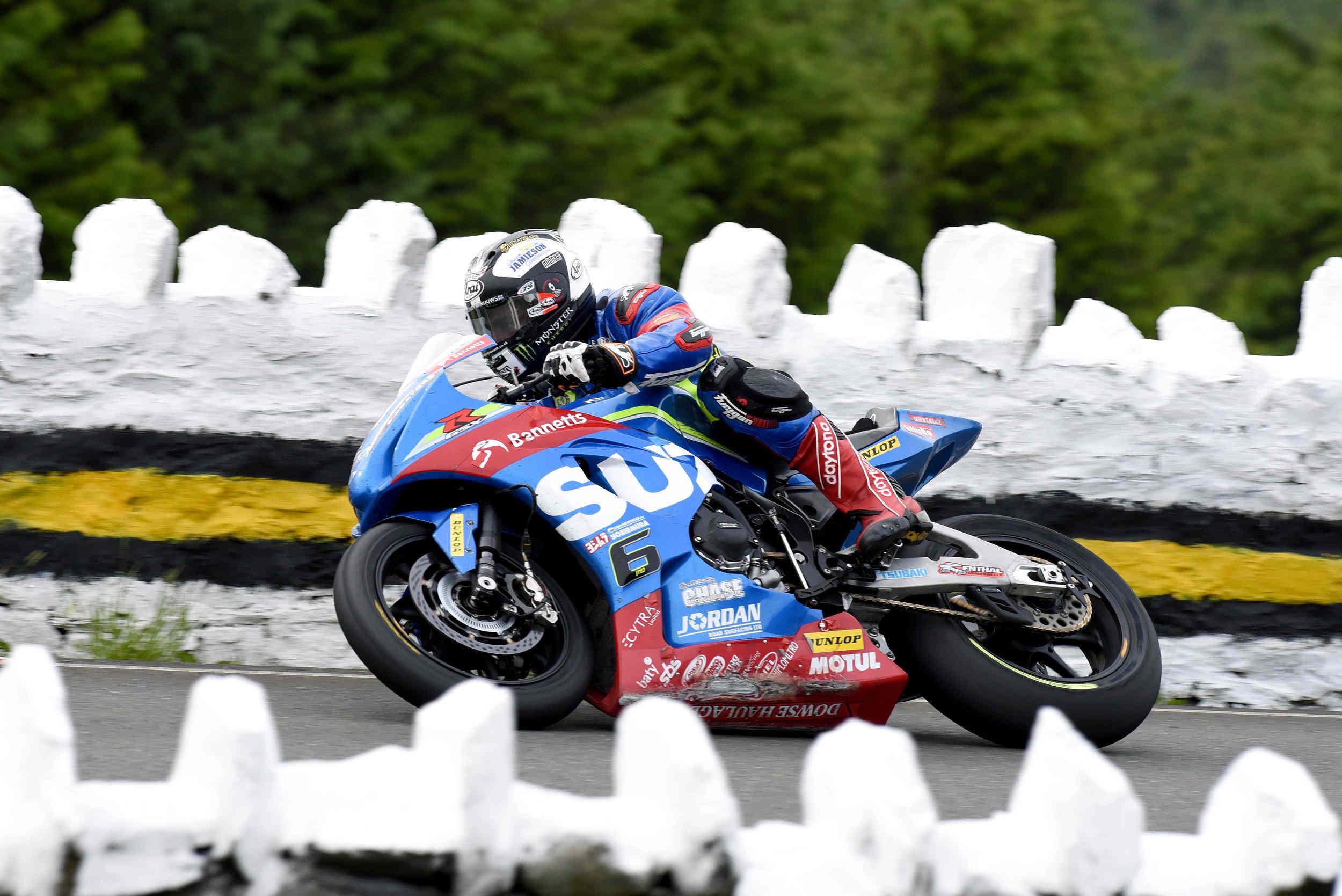 Senior TT 2017 - Michael Dunlop