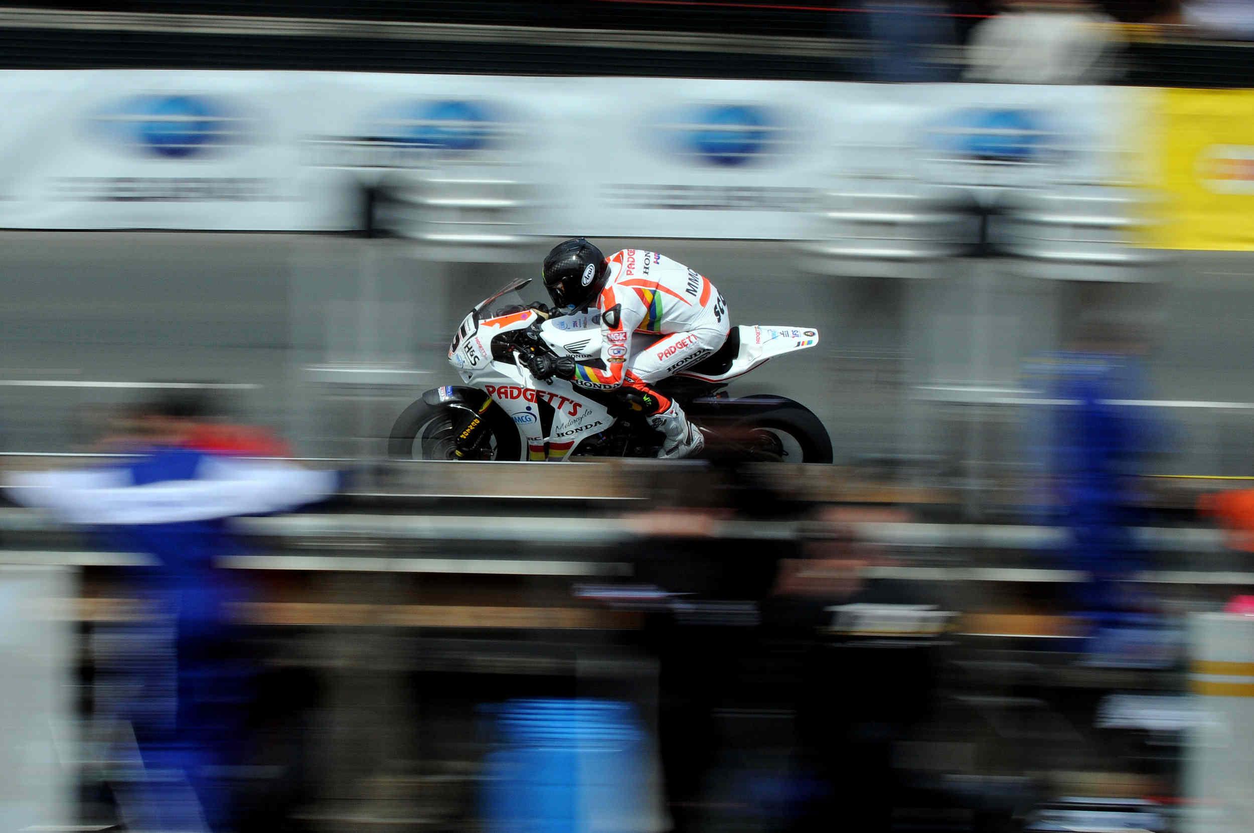 Superbike TT 2012 - Bruce Anstey