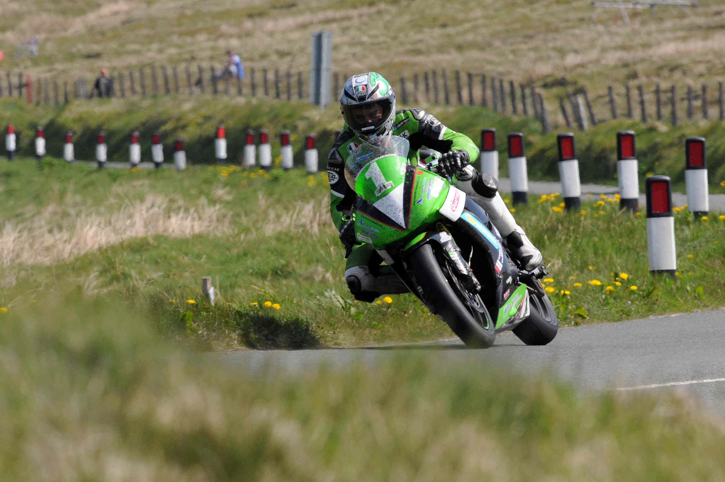 Lightweight TT 2013 - James Hillier