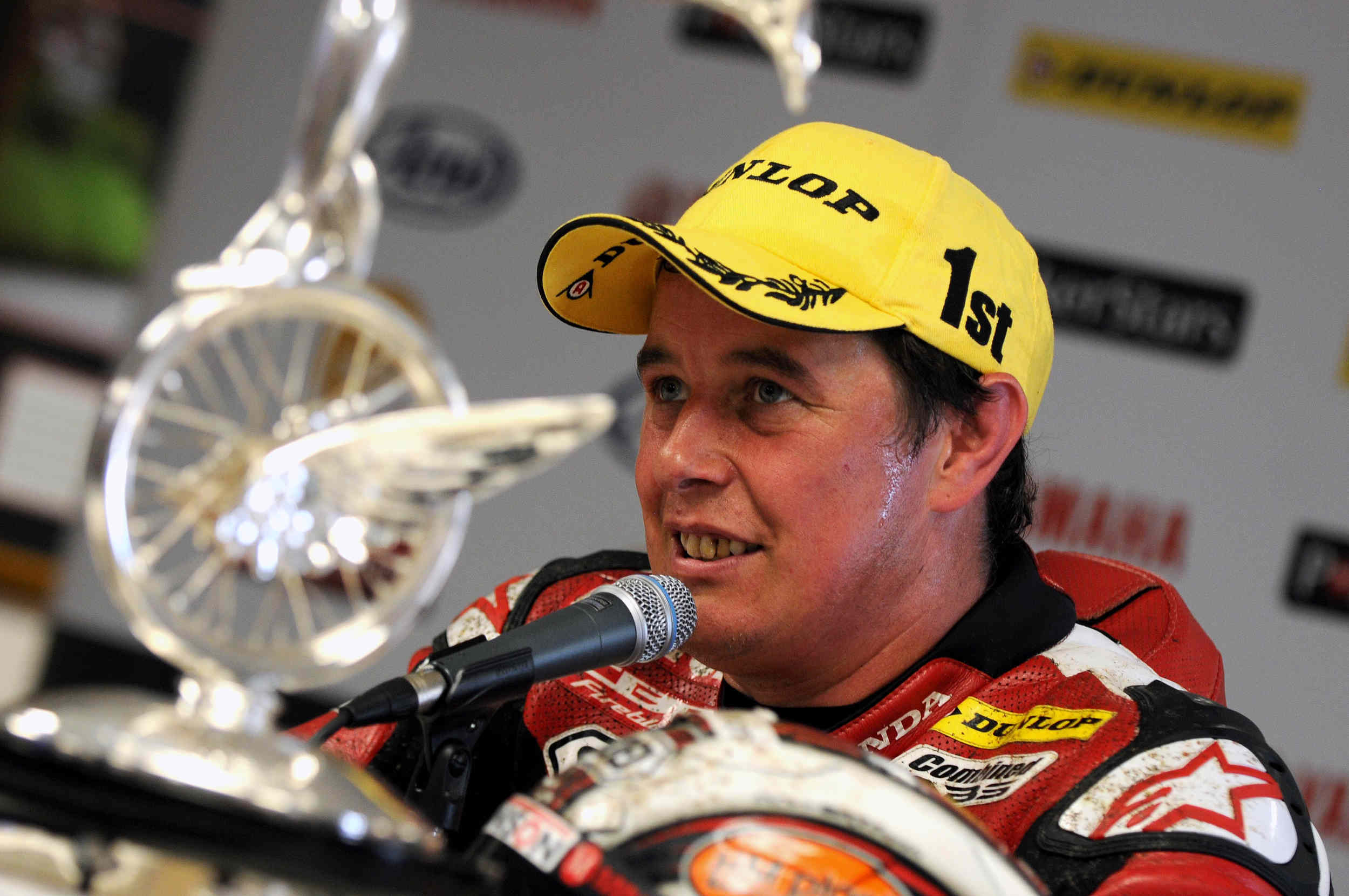 John McGuinness wins the 2013 Senior race to reach 20 TT wins