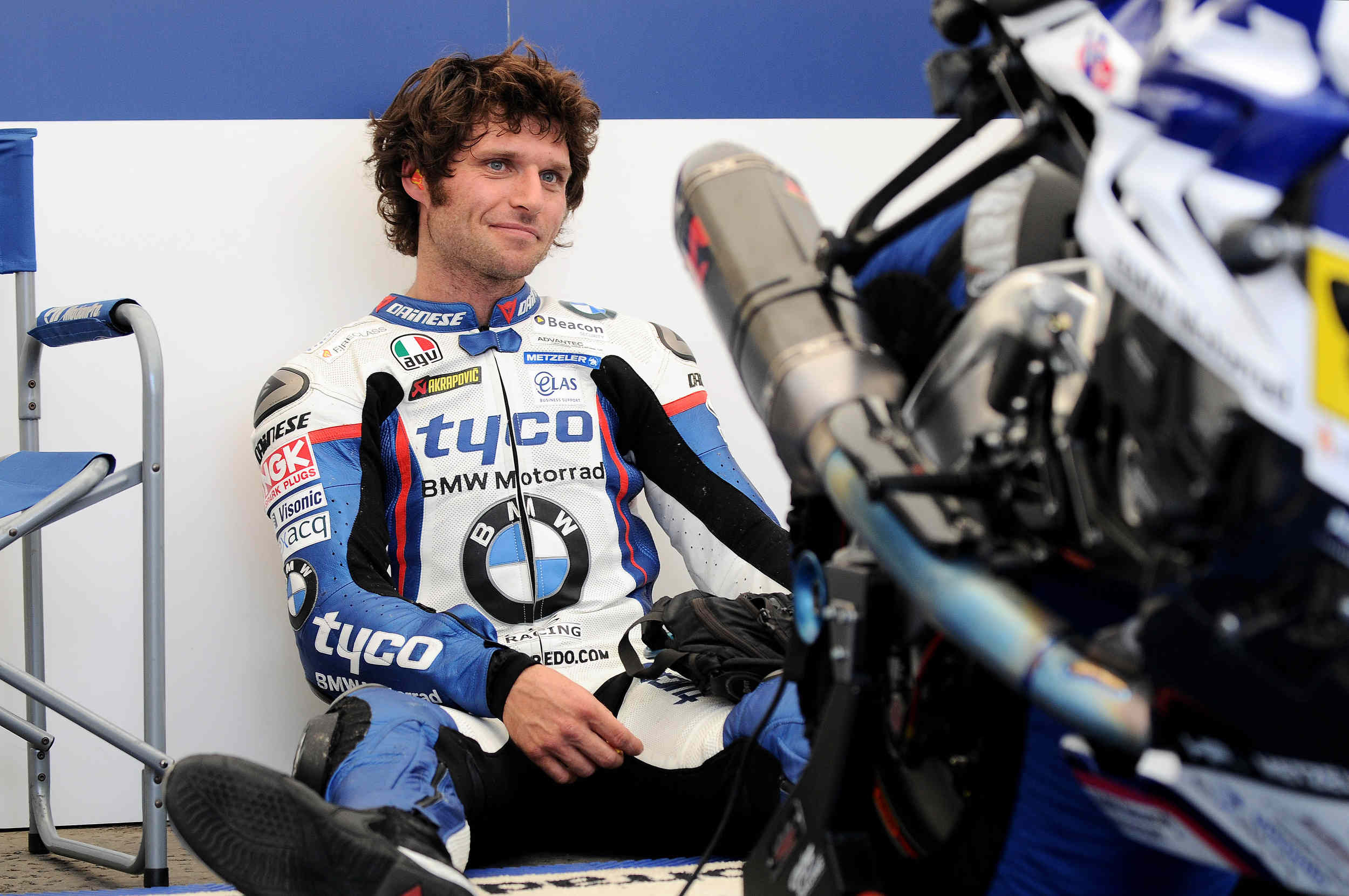 Senior TT grid, 2015 - Guy Martin