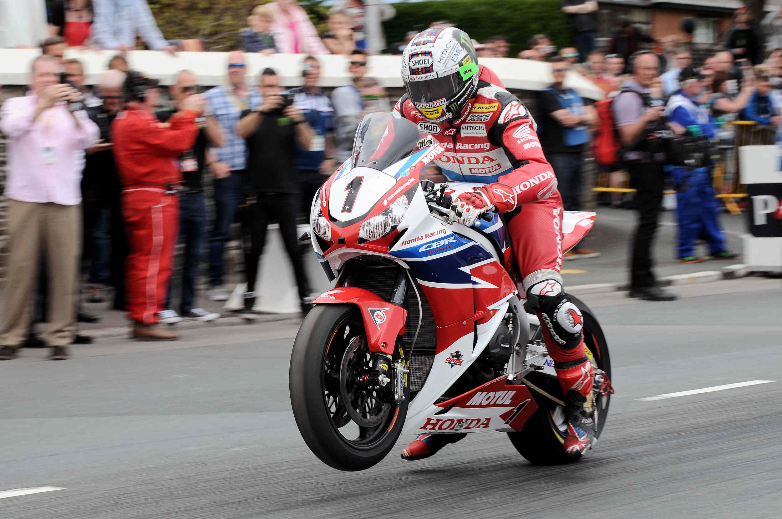Senior TT, 2015 - John McGuinness