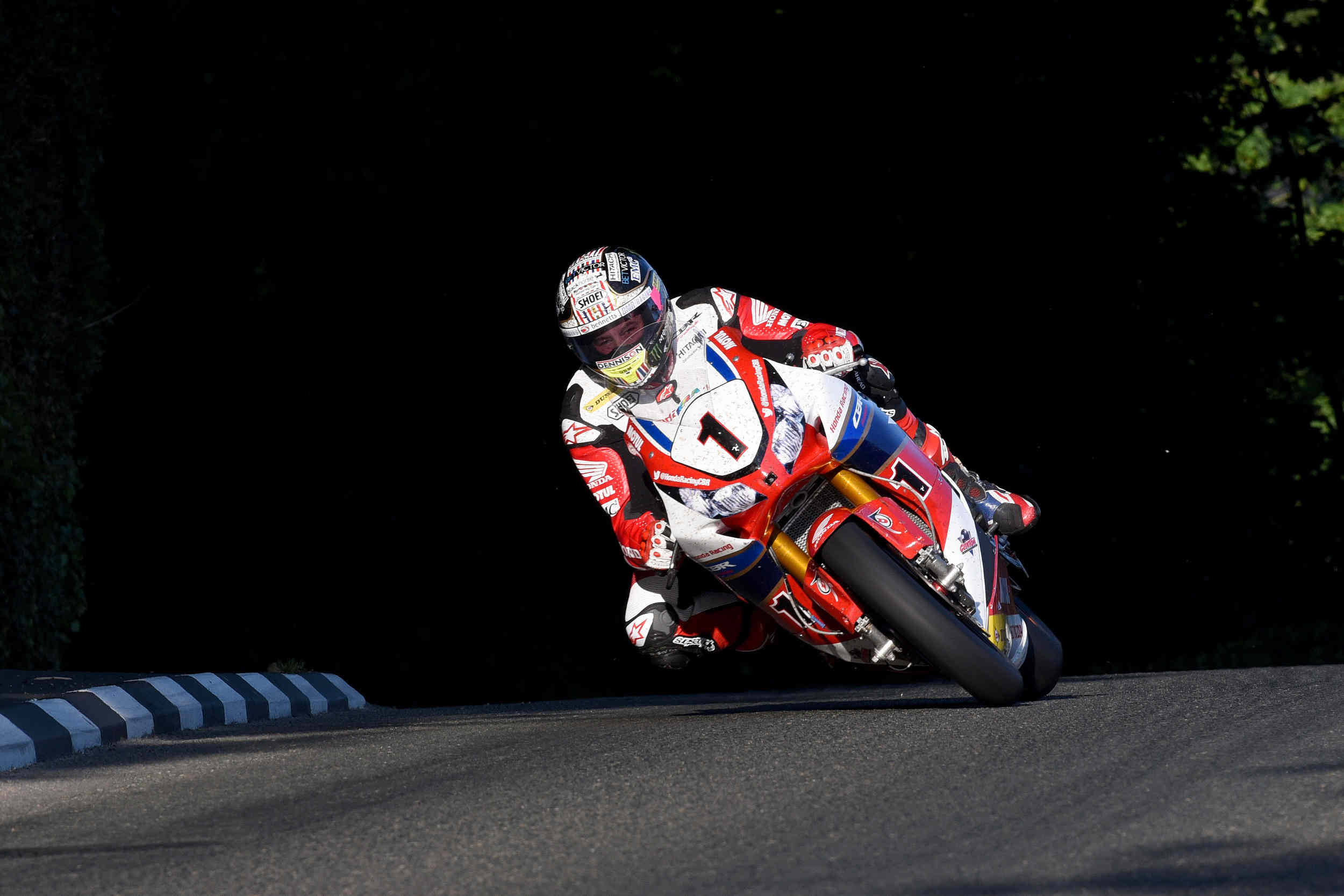 TT 2016 qualifying - John McGuinness