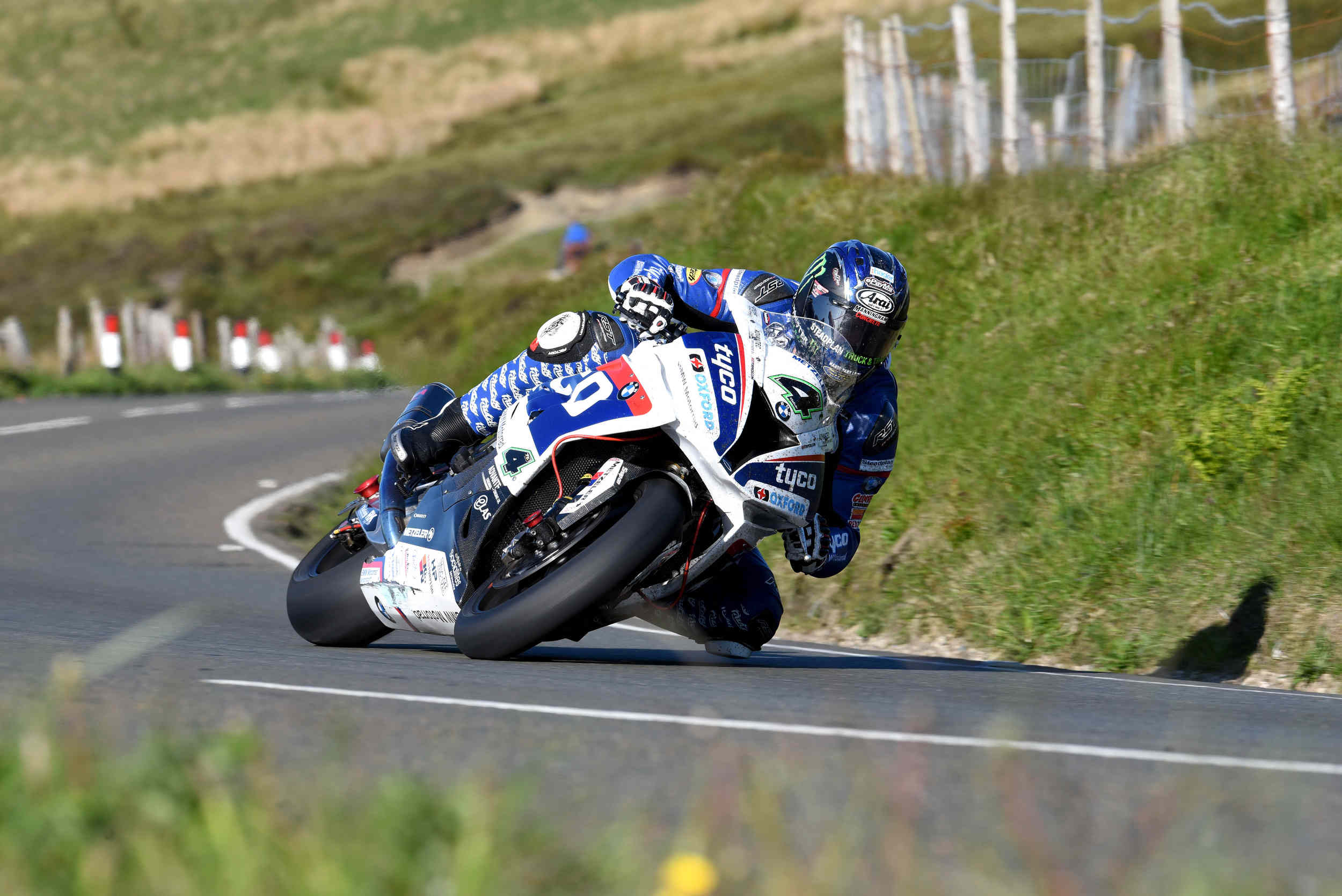 TT 2016 qualifying - Ian Hutchinson