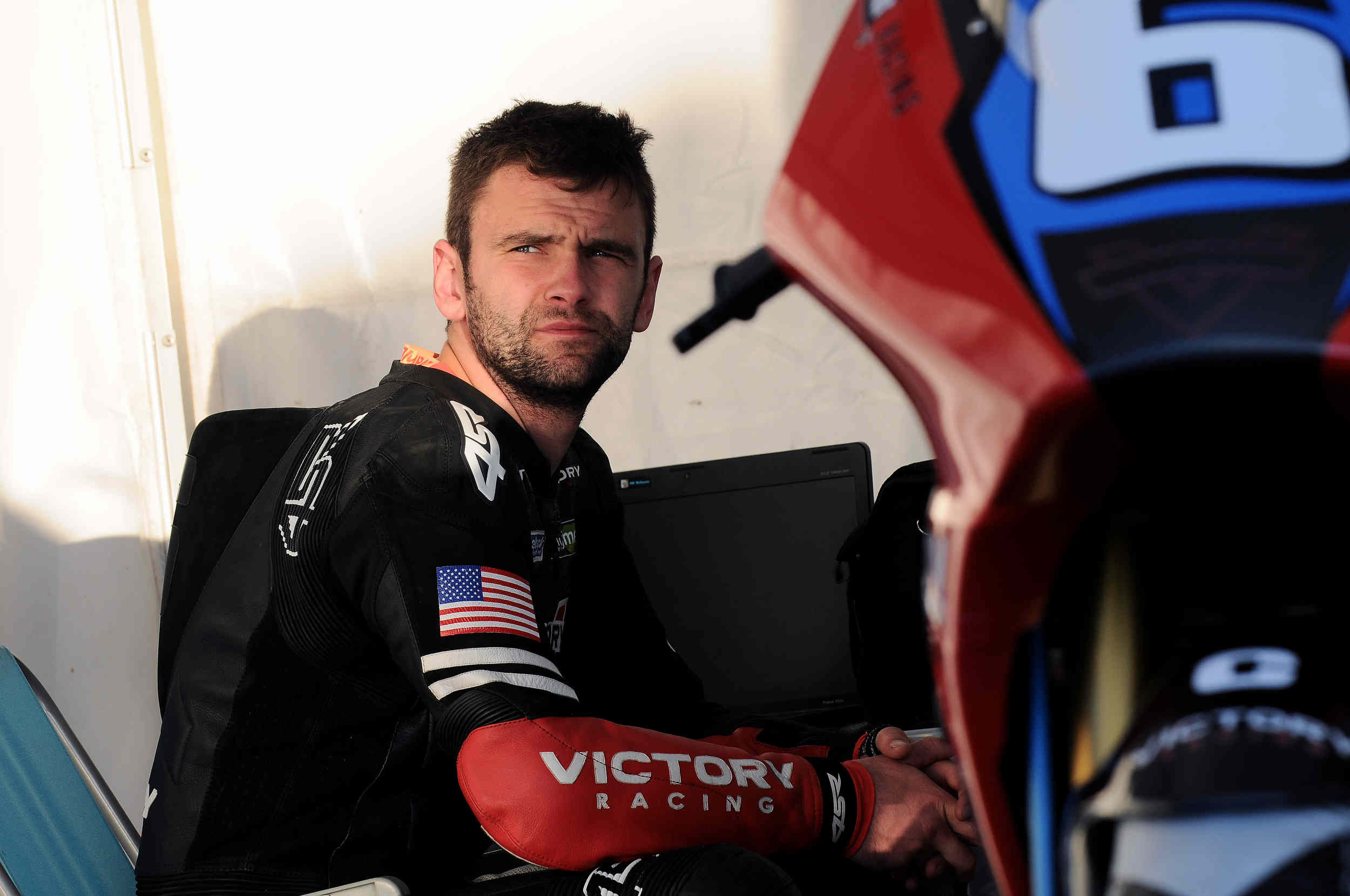 TT 2016 qualifying - William Dunlop