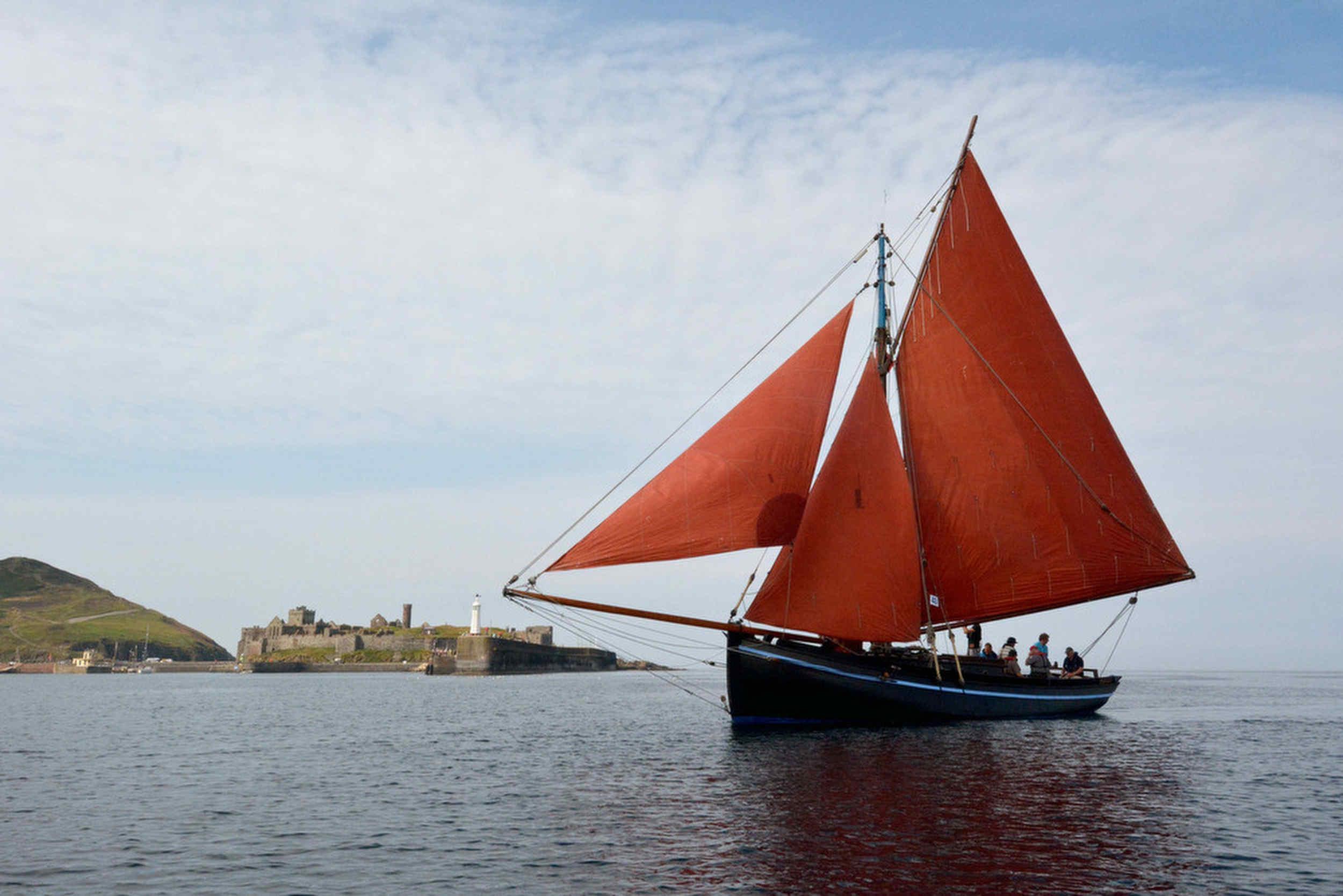 Peel Traditional Boat Festival