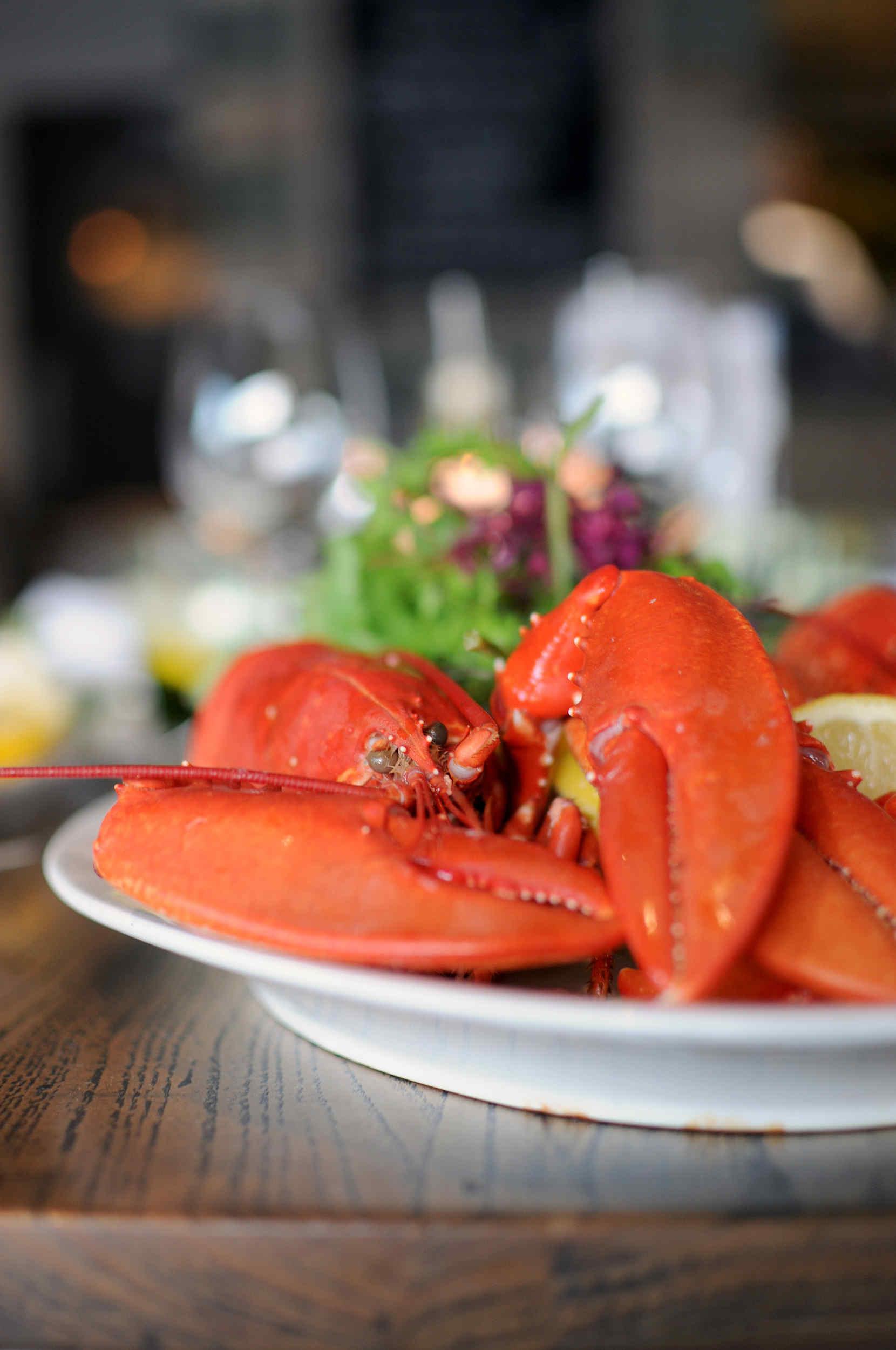 Seafood in Peel