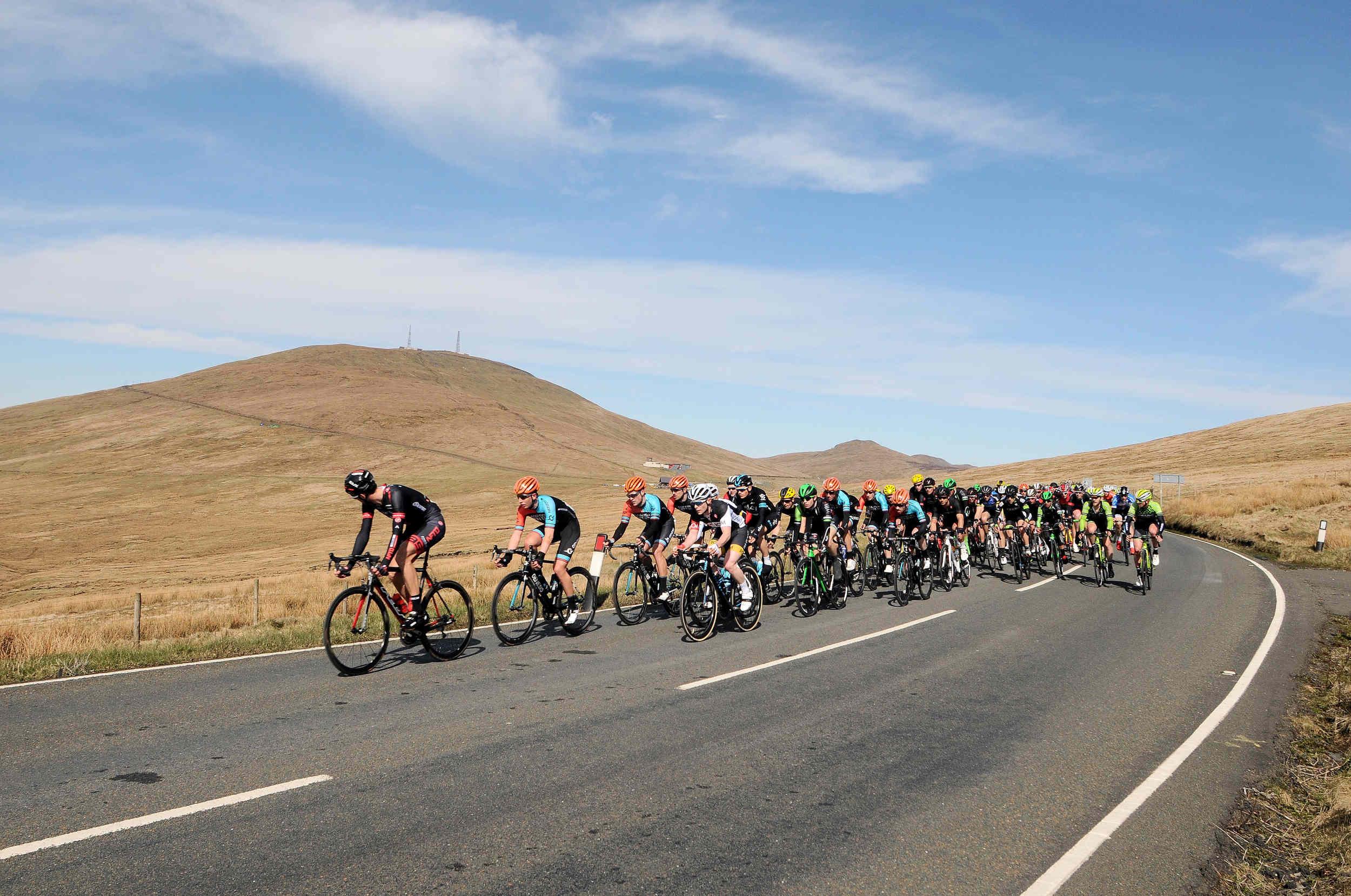 The Manx International Cycle GP 2016