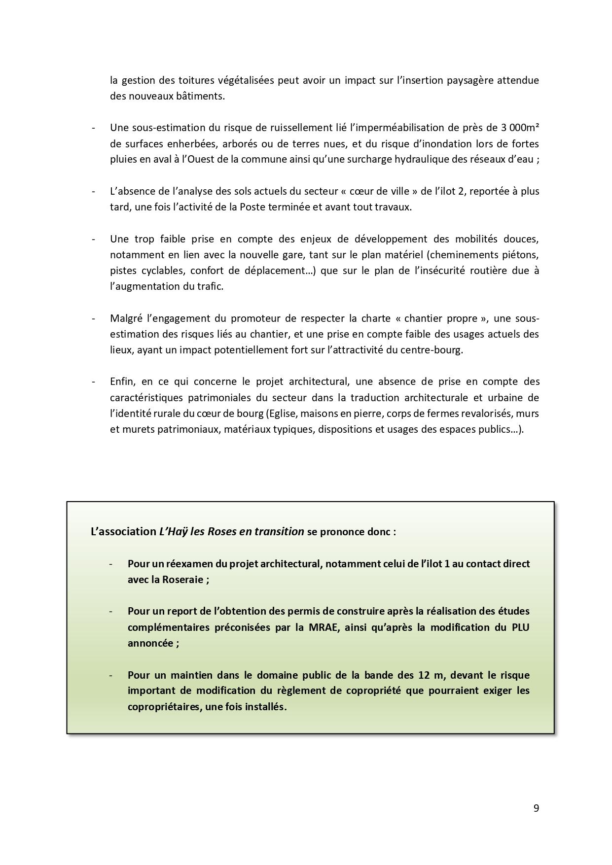 Des Sols Et Des Murs Avis contribution de l'association l'haÿ en transition — sauvons