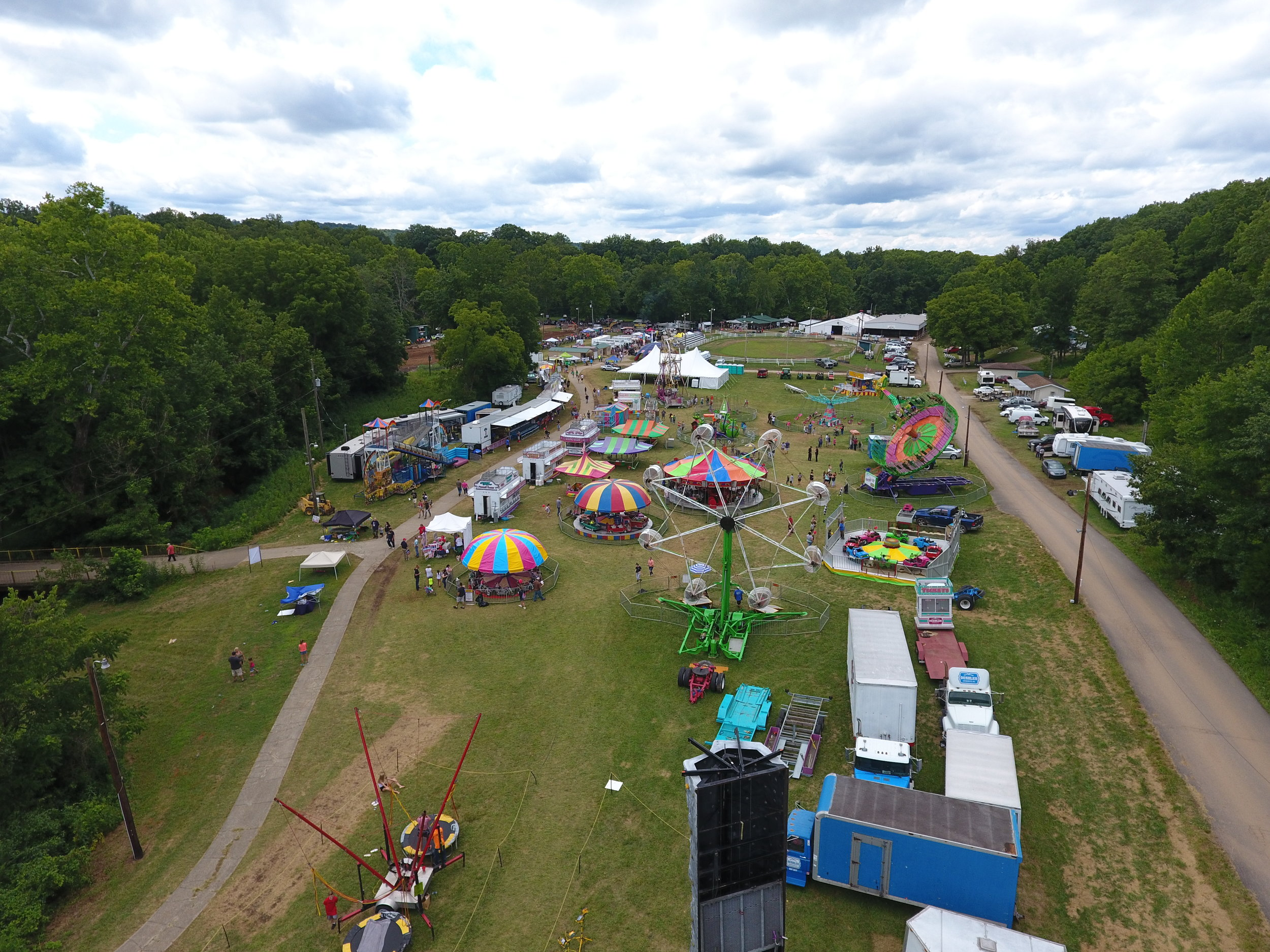 Schedule of Events — Putnam County Fair 2019