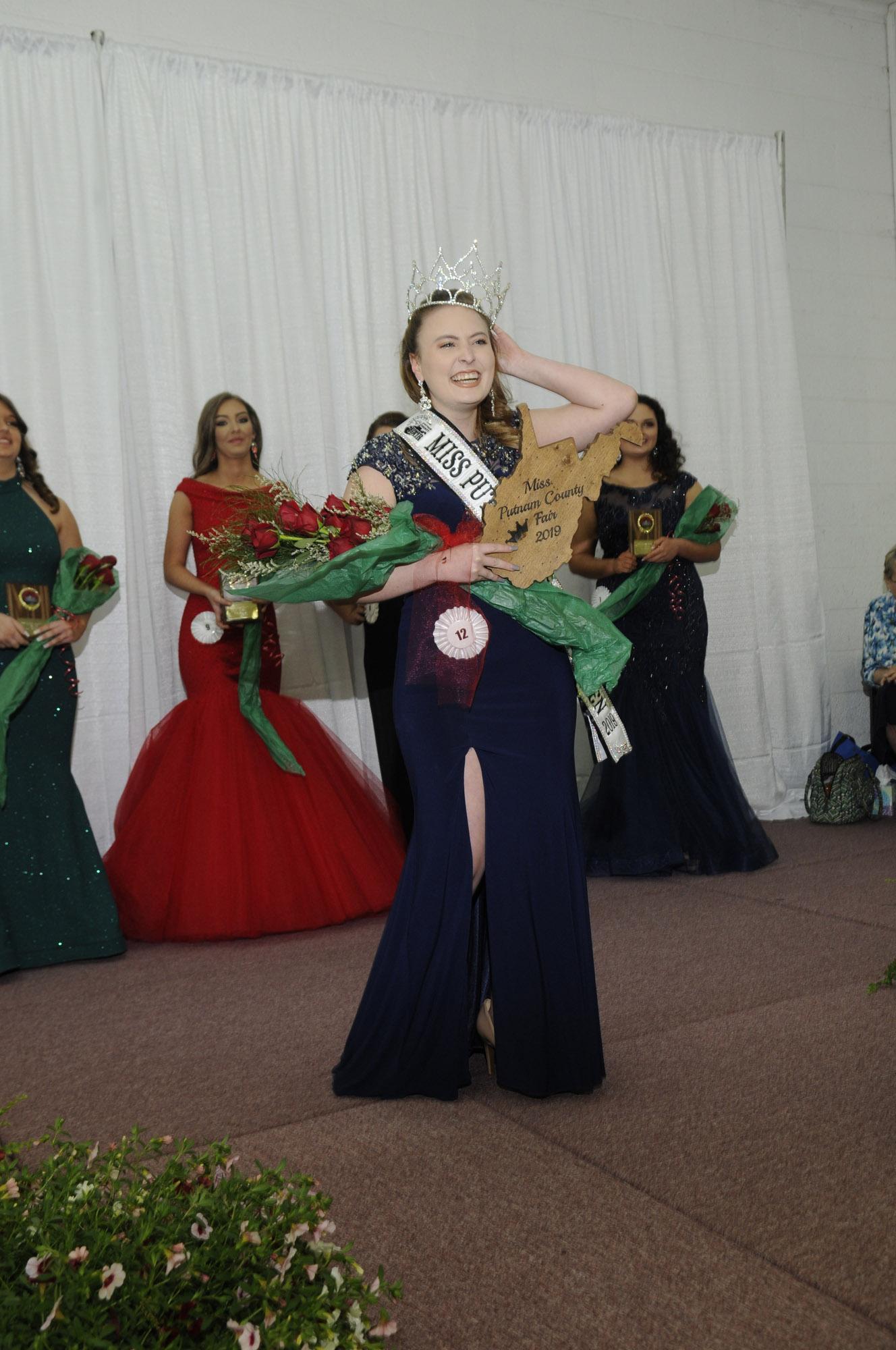 Pageants — Putnam County Fair 2019