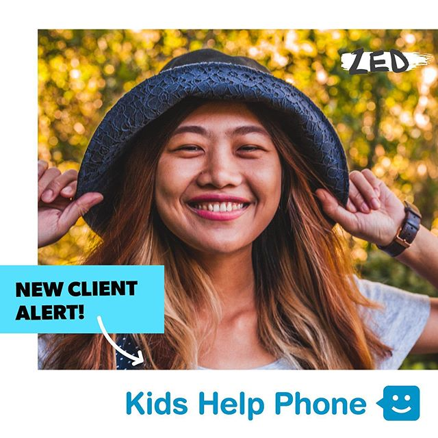 We're sharing our biggest news yet: ZED's newest client is @KidsHelpPhone. ZED will be working in tandem with the @RepublicStory team, providing valuable #GenerationZ insights and collaboration opportunities to work with ZED and co-create a brand positioning that will resonate with their cohort. Want to do meaningful, great work with #KidsHelpPhone? Join the ZED Network in our bio link! . . . . . #weareZED #socialmediamarketing #social #socialmediatips #socialmarketing #socialmediaguru #genzmarketing #digitalmarketing #brandconsulting #businessconsulting #consultingfirm #teenagerposts #canadianmarketing #youngentrepreneur #youngentrepreneurs #startupbusiness #entrepreneursofinstagram #contentmarketing #socialmediamanager #successmindset #businesspassion #alwayslearning #communityovercompetition #helpothers #entrepreneurslife #laptoplifestyle #digitalnomad