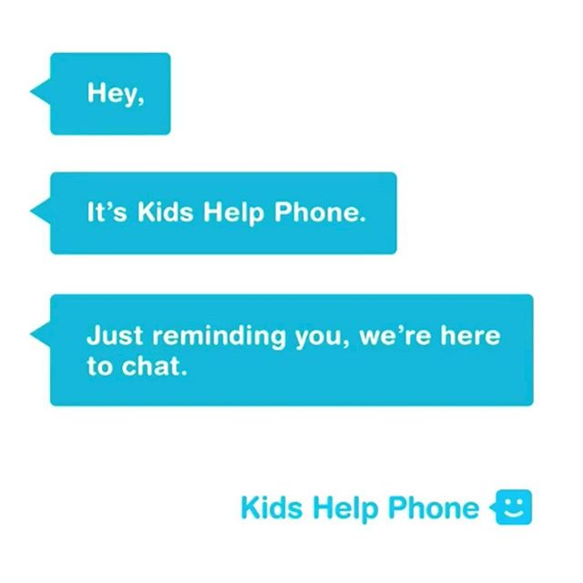 Today is World Suicide Prevention Day. Without services like @kidshelpphone, thousands of youth in Canada would be without the help they need. If you'd like to support this essential service so more Canadians will have access to help over the phone, online, or via text, donate now at the link in our bio.