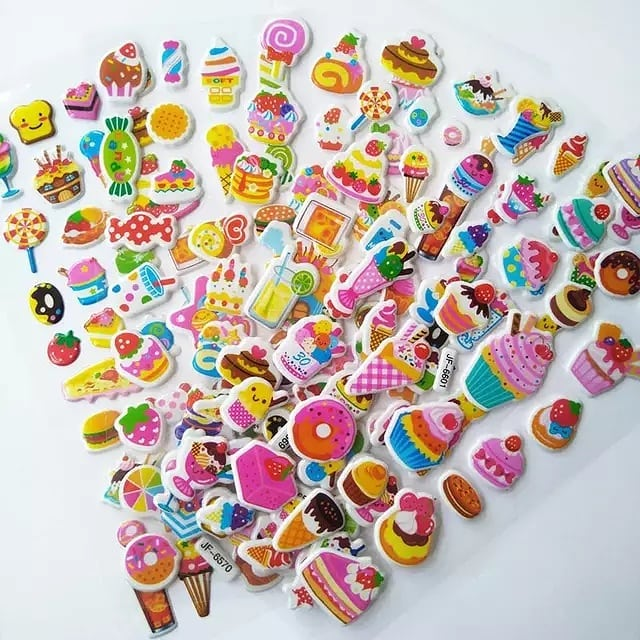 Yummy!! What's your favourite summer treat? 🍦 (I am going goo goo over that super cutey toast in the corner!!!) . . . . . . .⁣ #stickeraddict #scrapbookstickers #bujostickers #plannerstickers #washistickers #stickercollection #stickerlove #stickers #stickerseverywhere #creativelife #familysubscription #stickerclub #snailmail #penpalpackage #penpals #snailmaillove #snailmailstickers #sendmestickers #stickersubscription  #stickerfun  #familyfun #stickerlove⁣ ⁣
