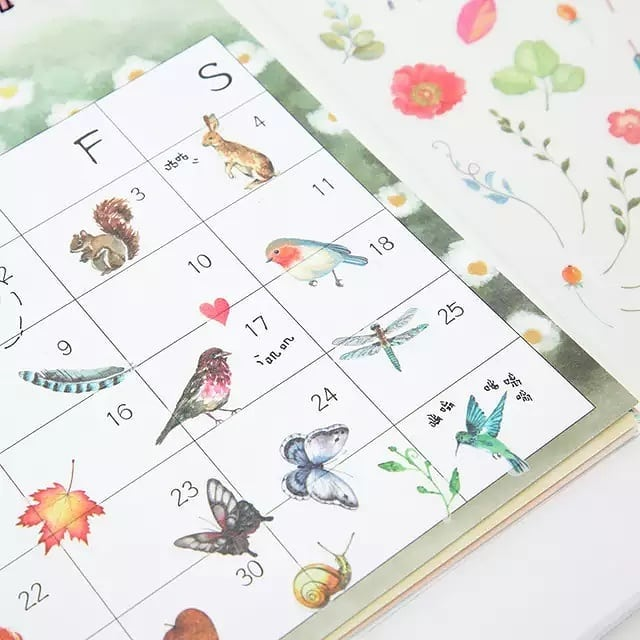 "A sticker a day! Do you do this? I start and get a few days, and then forget... Oops! We are doing some new evening routines with the kids, so maybe we will add this as a sort of ""day in review.""  . . . . . . . . .#stickeraday #planner #calendar #stickeraddict #scrapbookstickers #bujostickers #plannerstickers #washistickers #stickercollection #stickerlove #stickers #stickerseverywhere #creativelife #familysubscription #stickerclub #snailmail #penpalpackage #penpals #snailmaillove #snailmailstickers #sendmestickers #stickersubscription  #stickerfun  #familyfun #stickerlove⁣ ⁣"