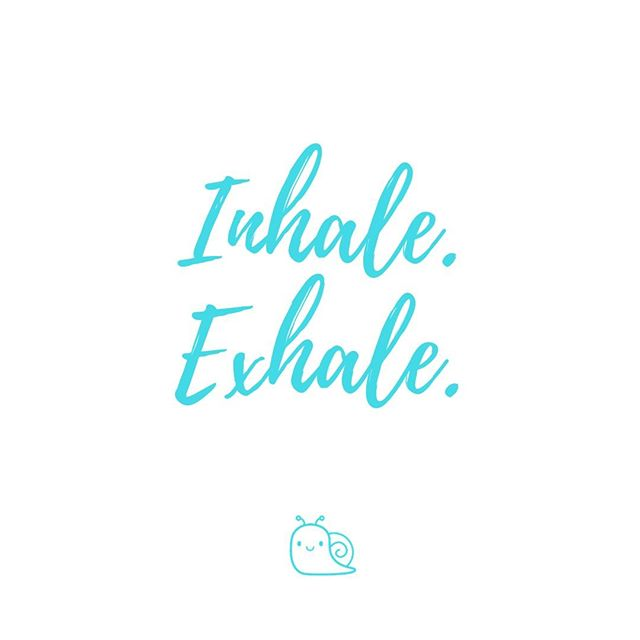ONE moment at a time. ONE breath at a time. Inhale. Exhale.  You've GOT THIS! . . . . . . . . #positive #mindset #motivation #positivefamily #growthmindset #youcandoit #life #happiness #love #bestlife #happylife #seethegood #positivity #morningmindset #encourage #selflove #loveyourself #mindfulness #inspiration #beherenow #positivevibes #wellness #breathe