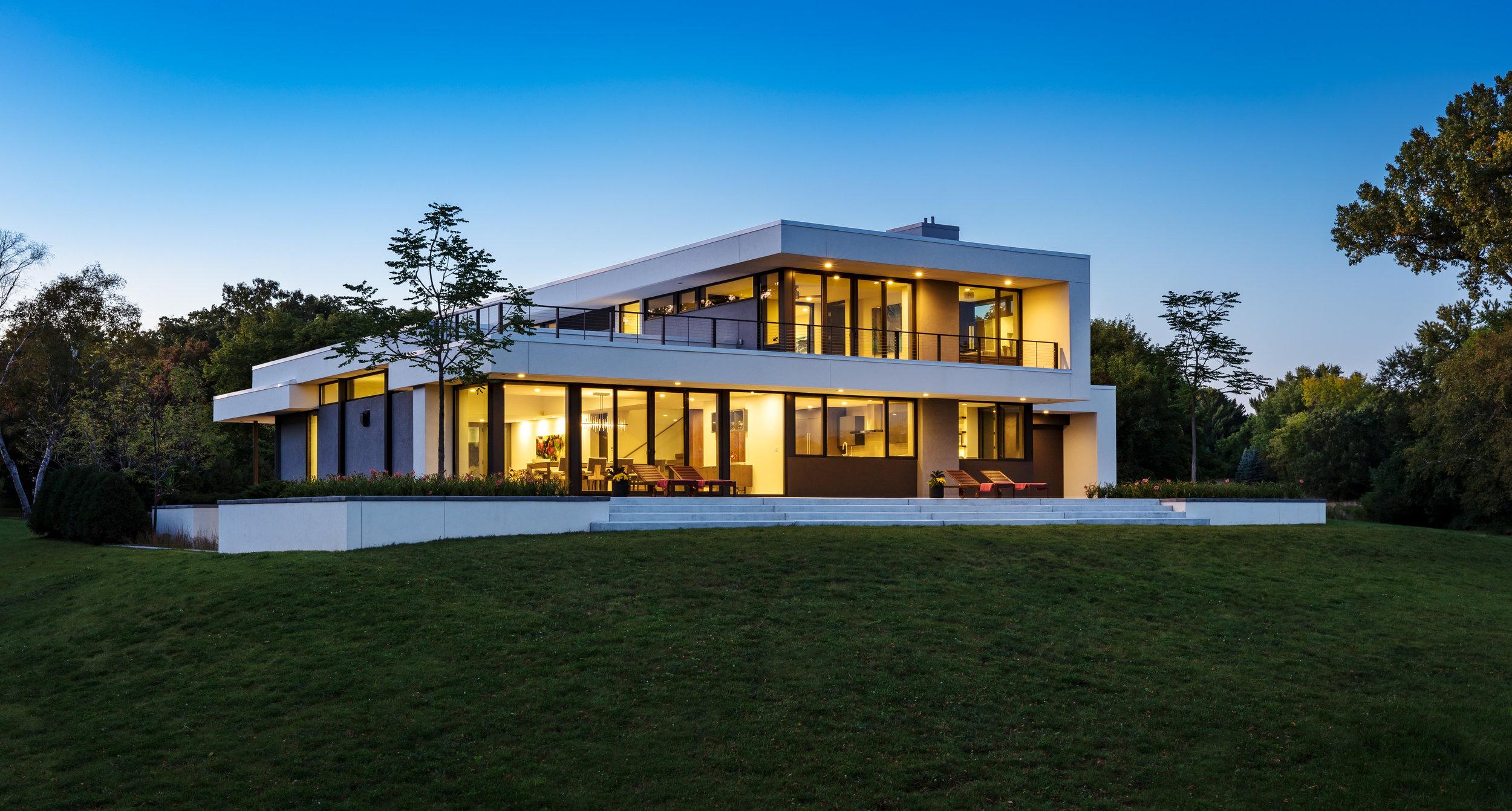 Full Flow House