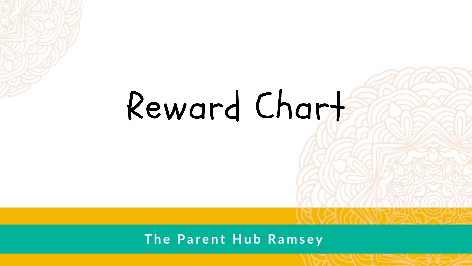Free Reward Chart