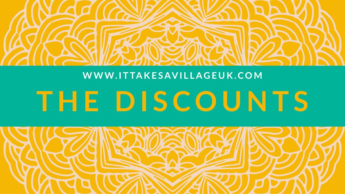 My ITAV The Discounts