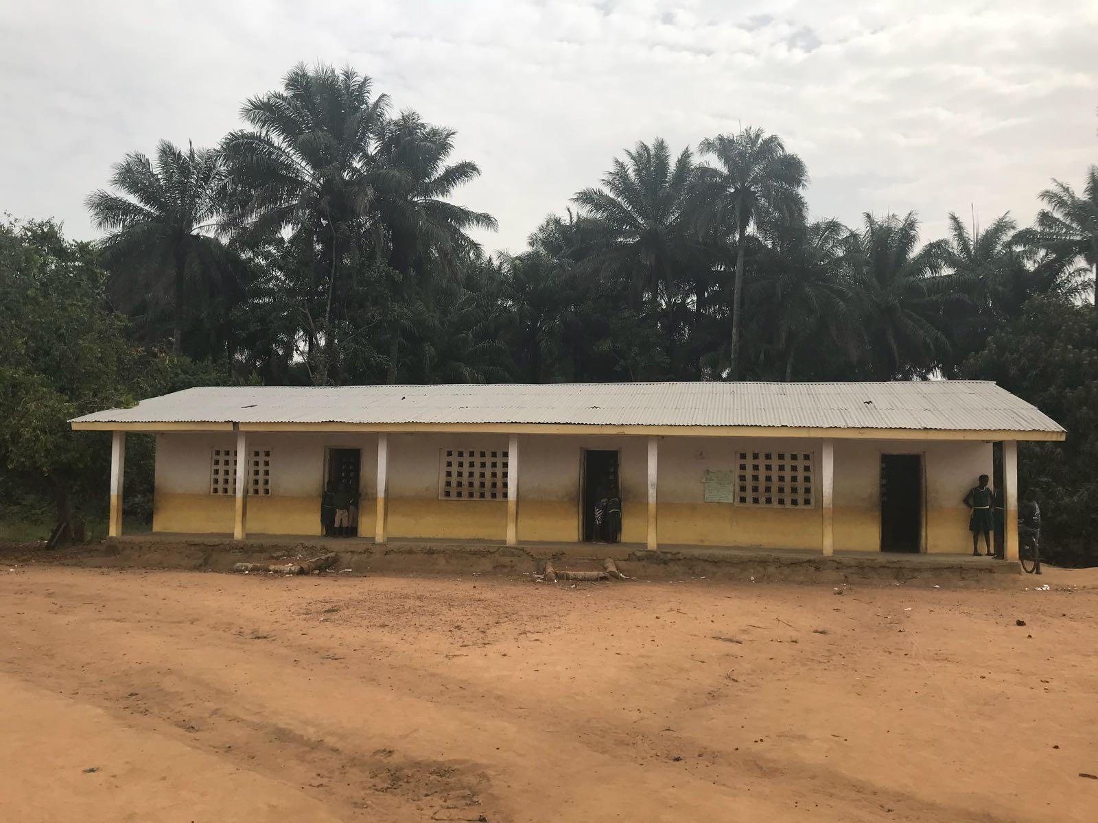 Skoler  i vestafrika