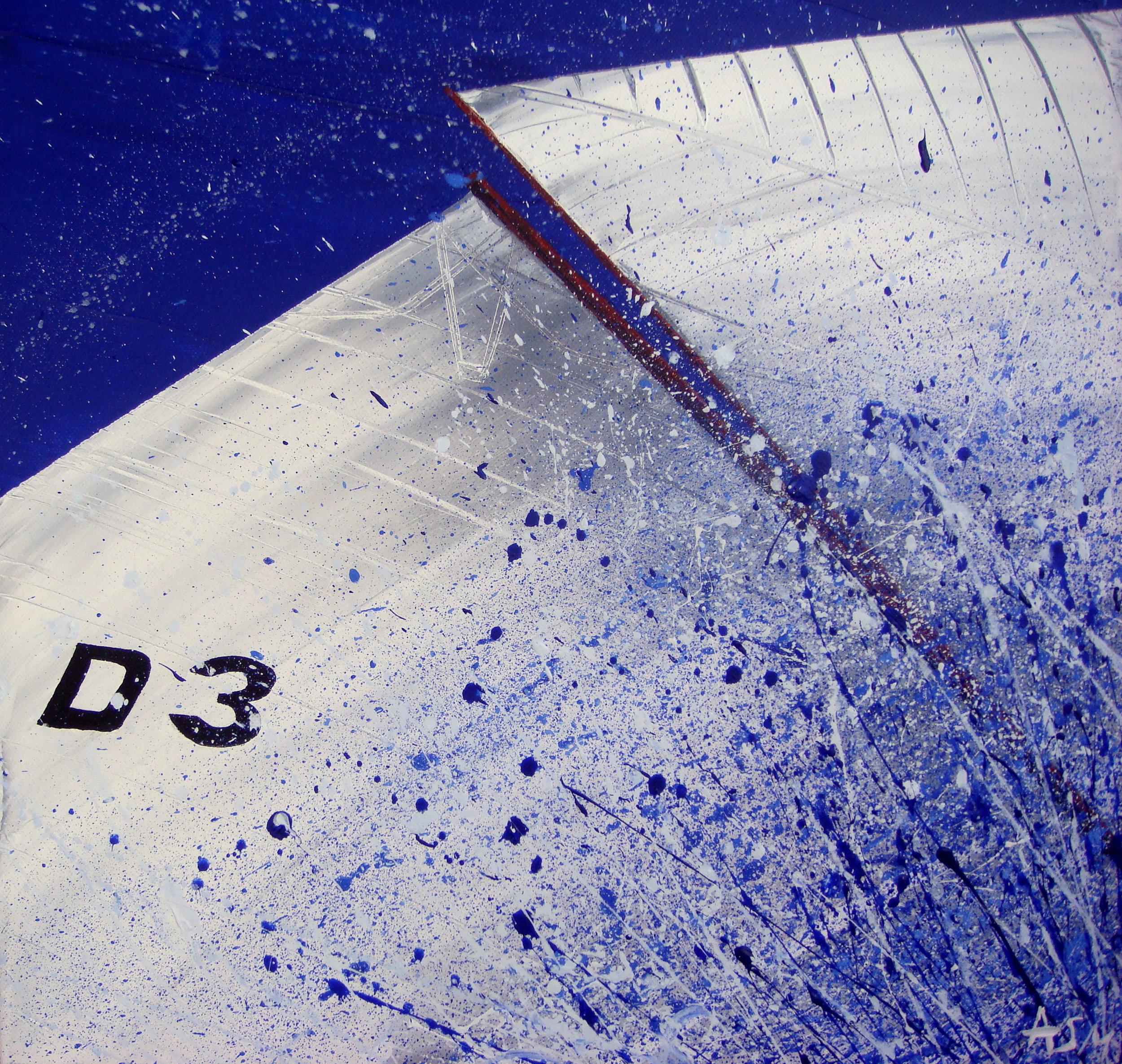 Sail Number D3
