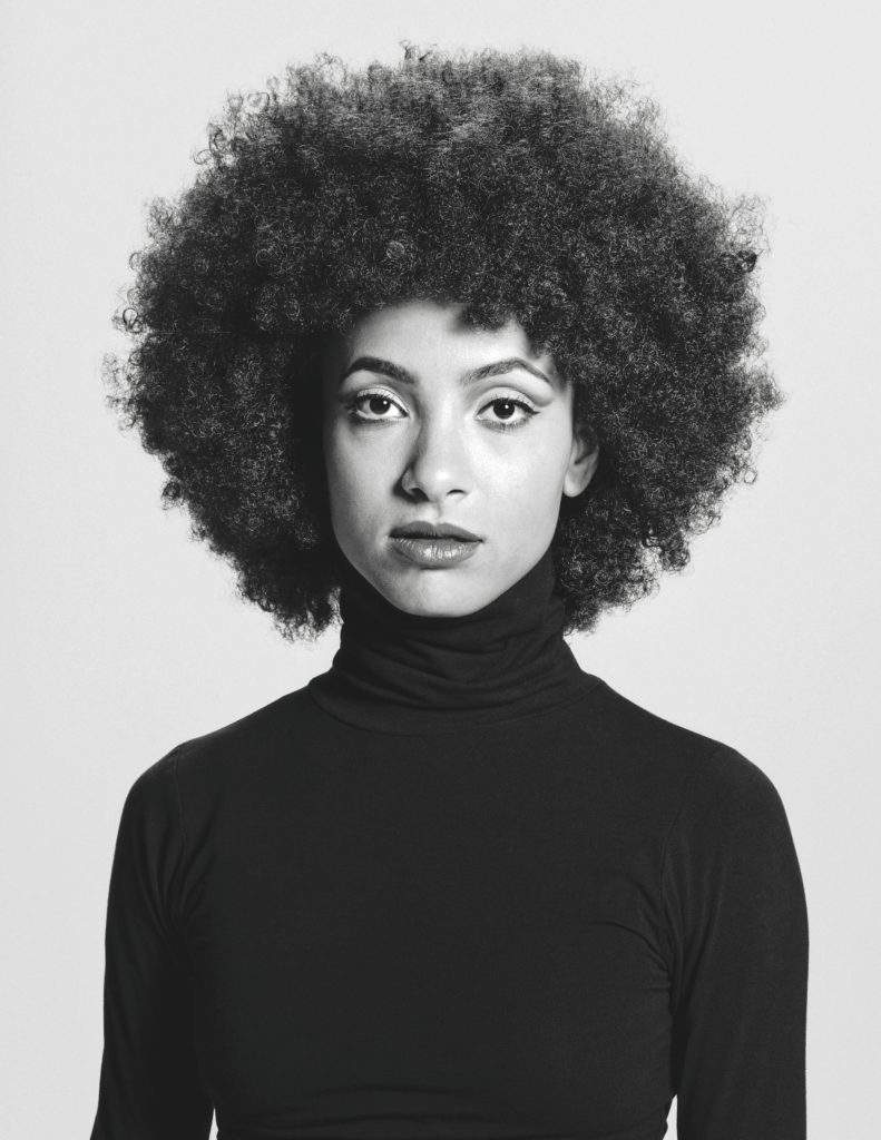 Esperanza Spalding, photography by Holly Andres