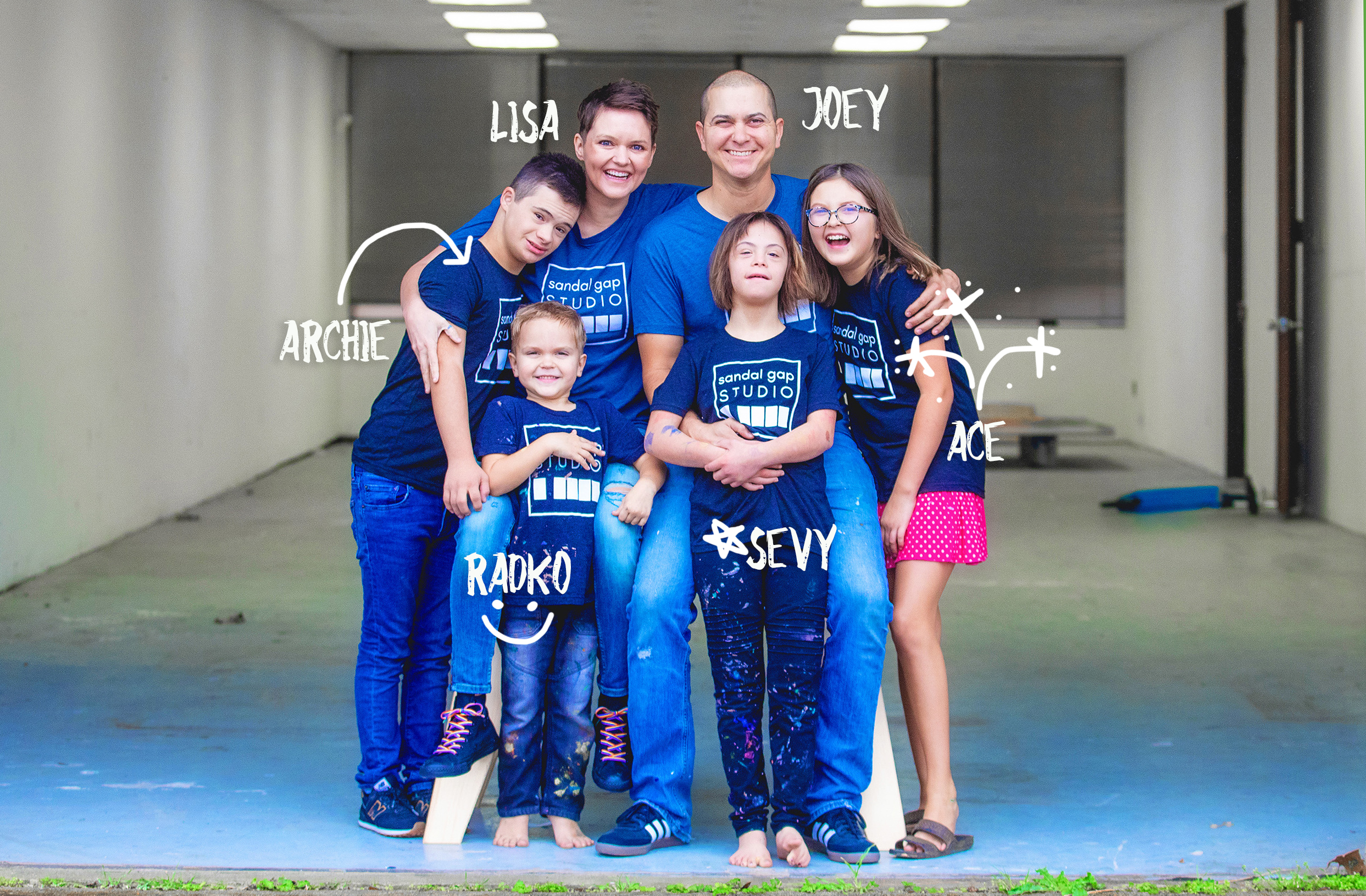 Down-Syndrome-Organization-Houston-Sandal-Gap-Studio-spryART-4623-family names.jpg