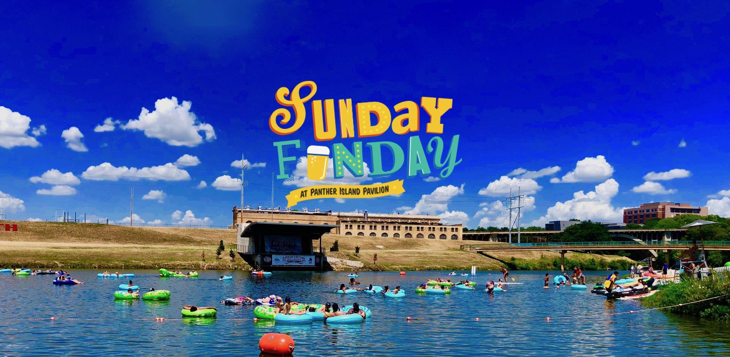 Sunday Funday at Panther Island Pavilion