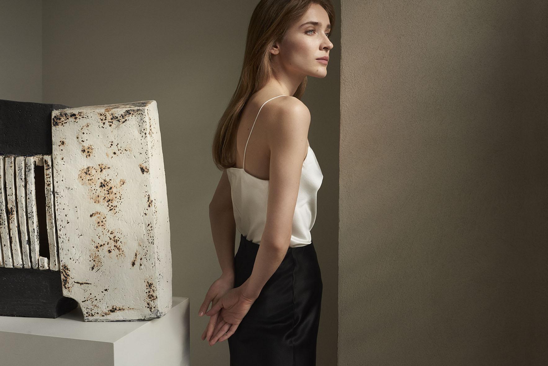 REFINE - The Kate - White