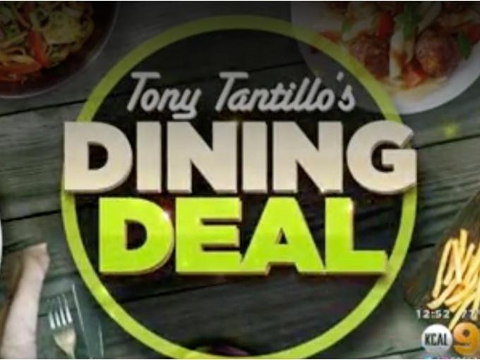 Tony's Table:Burritos La Palma - CBS Local