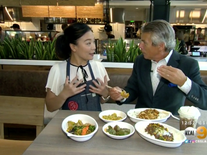 Tony's Table: Ms. Chi Cafe In Exposition Park - CBS Local