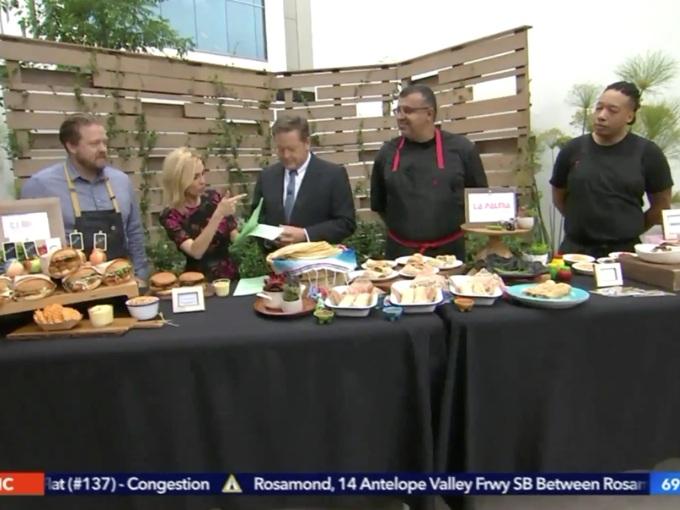 New Luxury Food Hall 'The Fields LA' at Exposition Park - KTLA 5