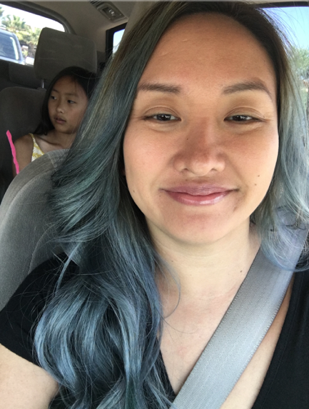 � This is me & my mini ARMY in the back. �